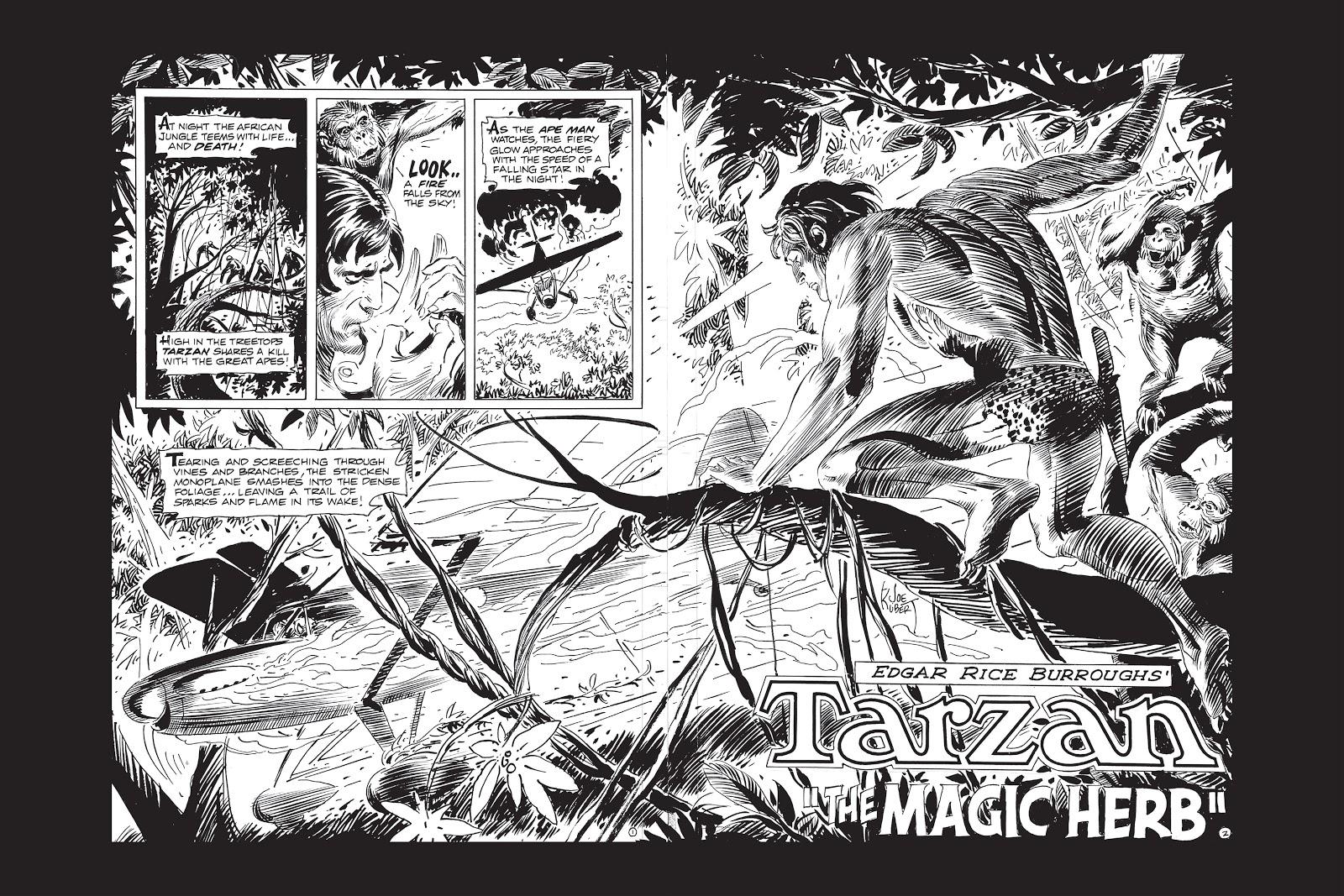 Read online The Art of Joe Kubert comic -  Issue # TPB (Part 1) - 13