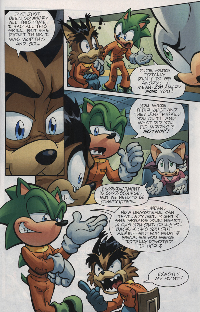 Read online Sonic Universe comic -  Issue #31 - 17