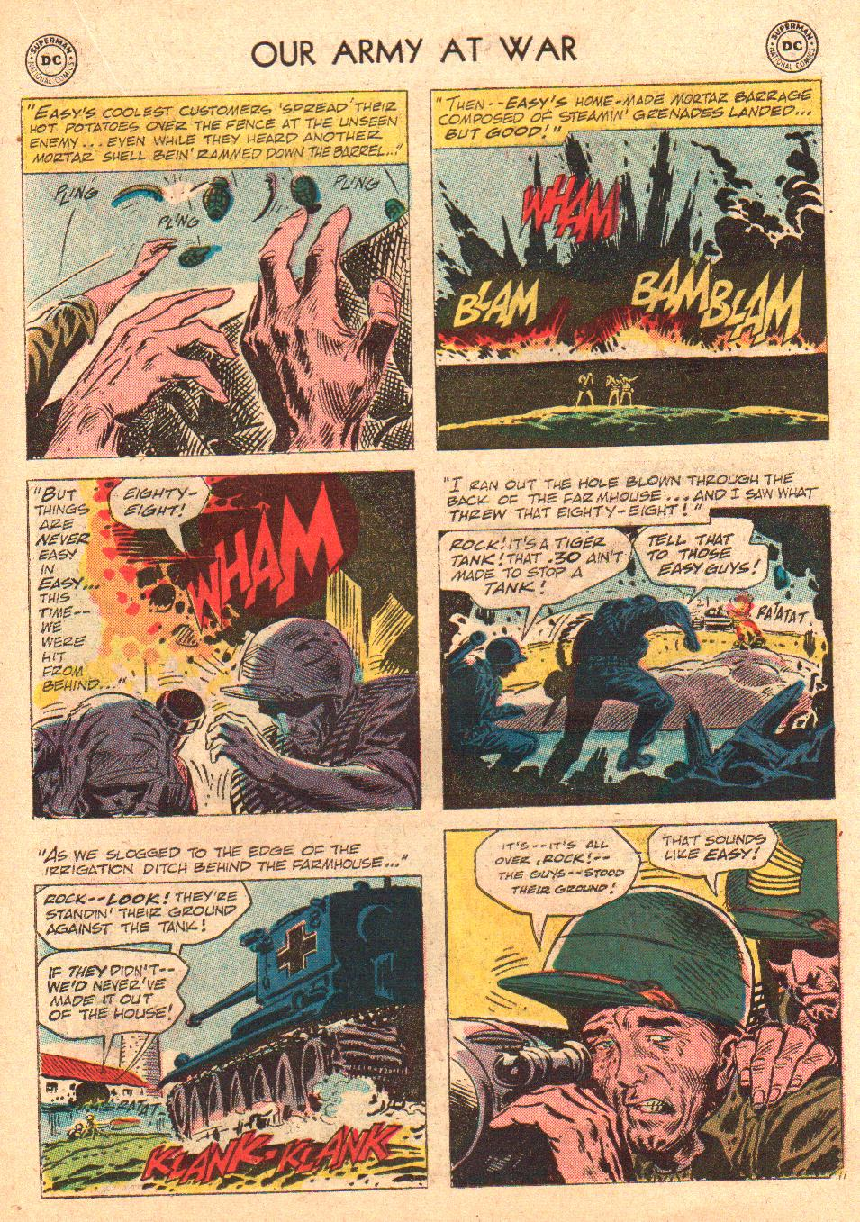 Our Army at War (1952) issue 97 - Page 15