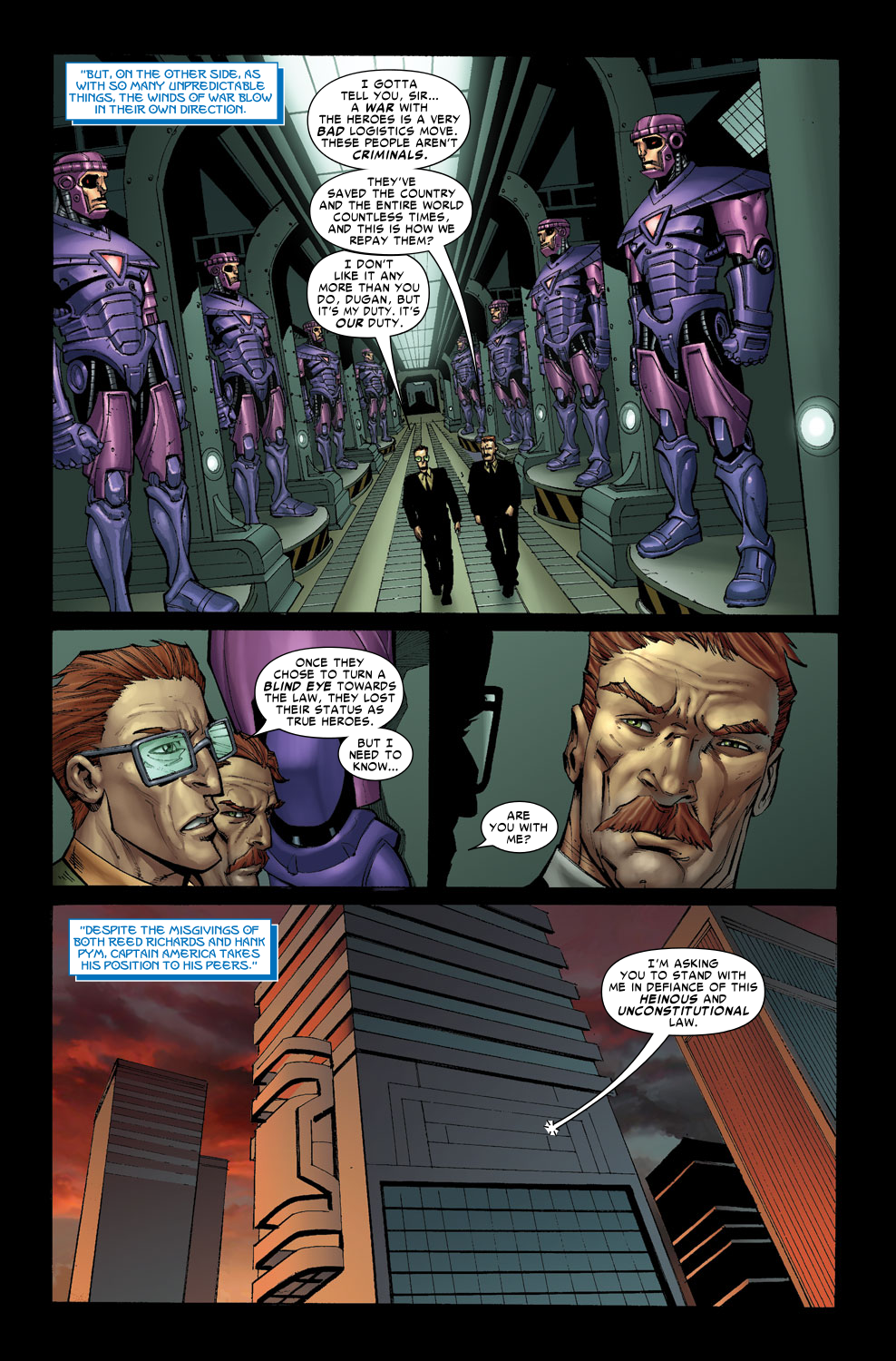 What If? Civil War issue Full - Page 11