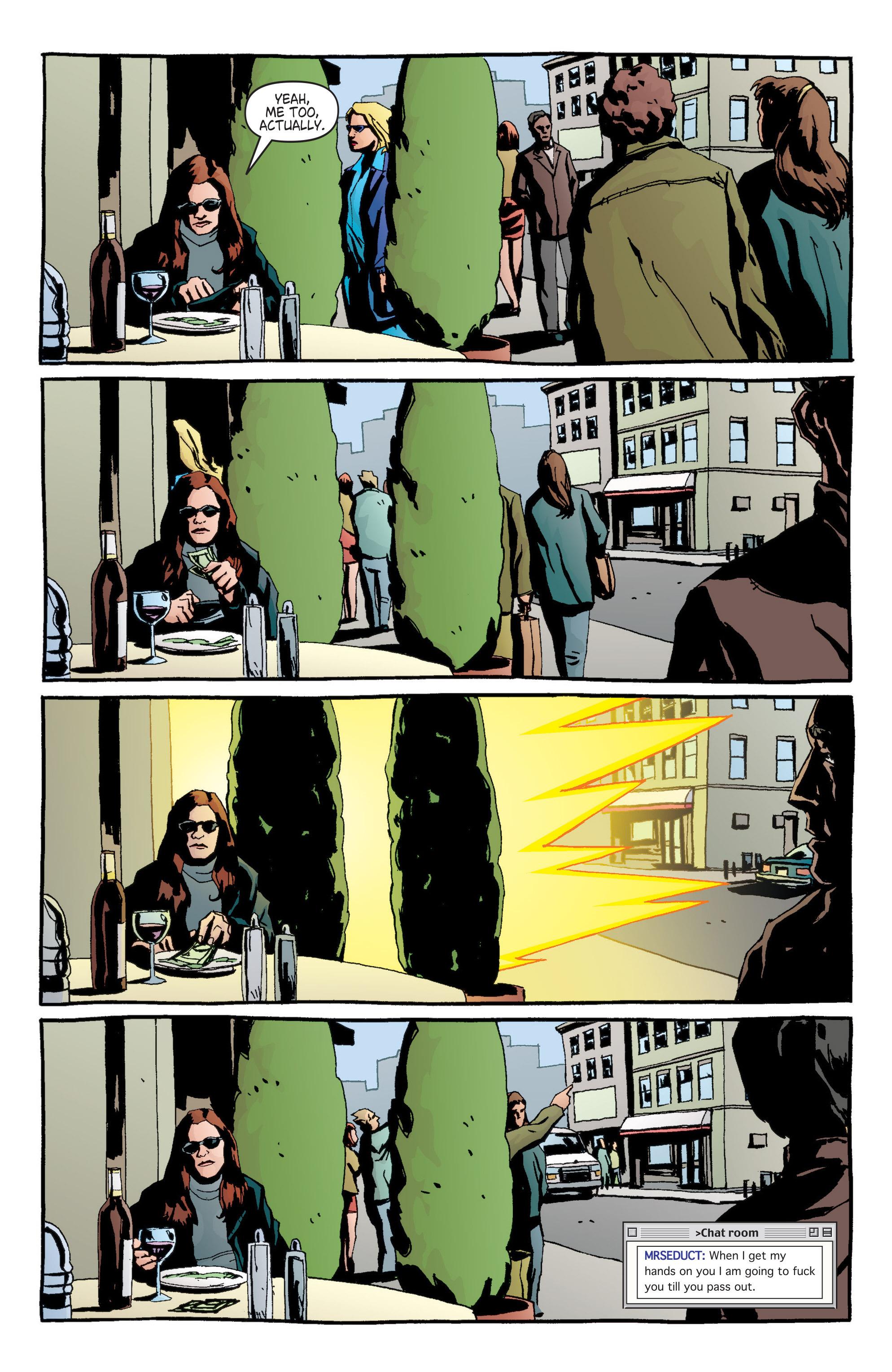 Read online Alias comic -  Issue #6 - 11