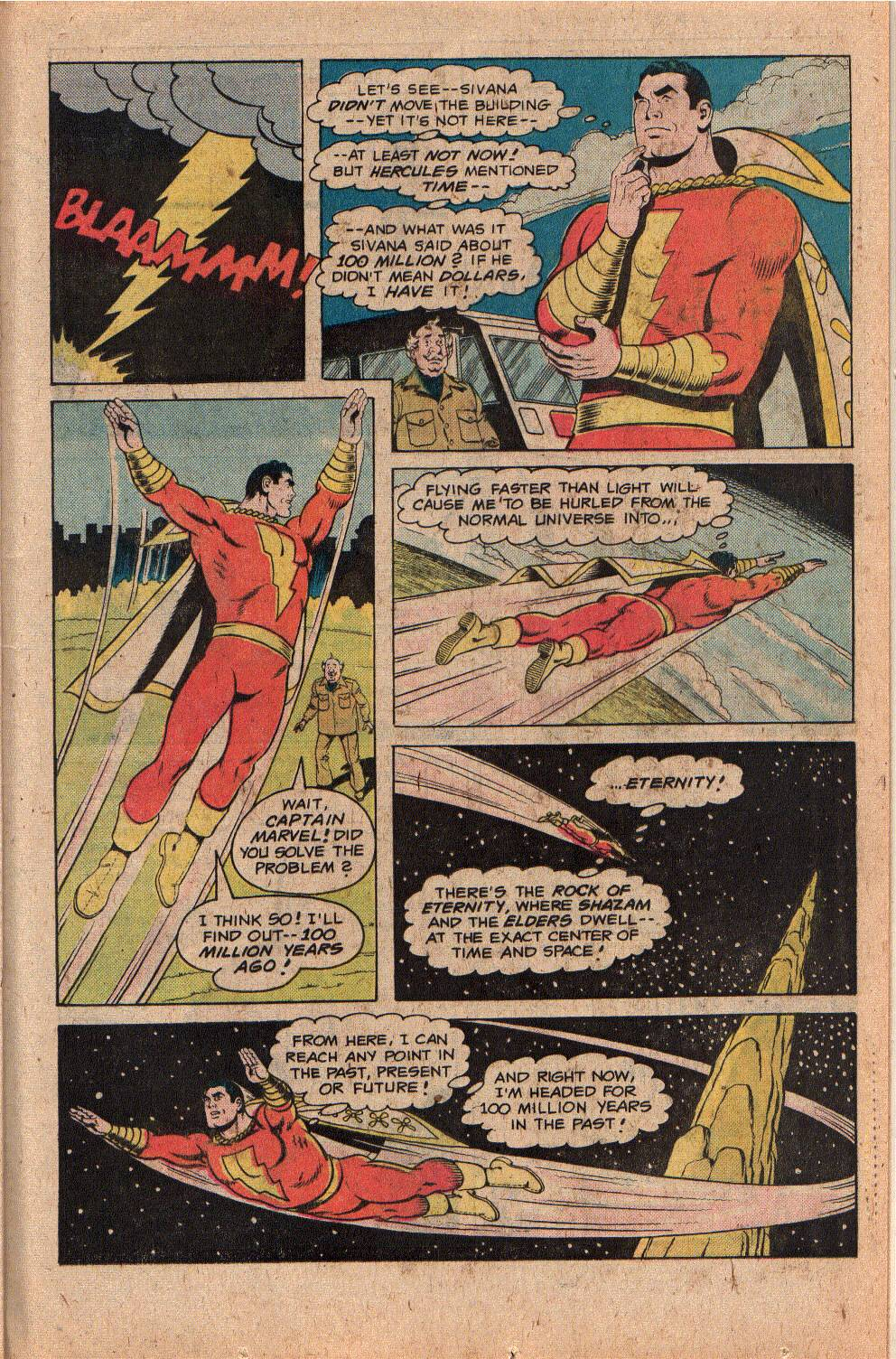 Read online Shazam! (1973) comic -  Issue #26 - 25