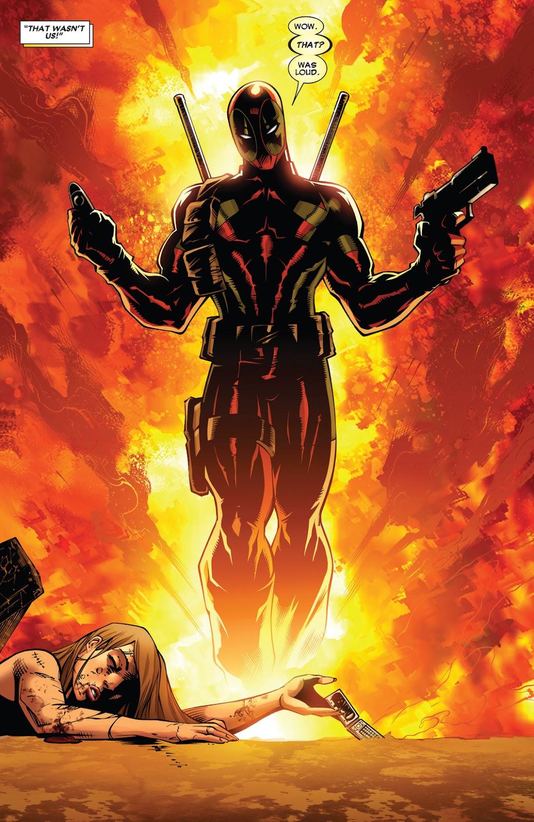 Read online Deadpool (2008) comic -  Issue #61 - 15