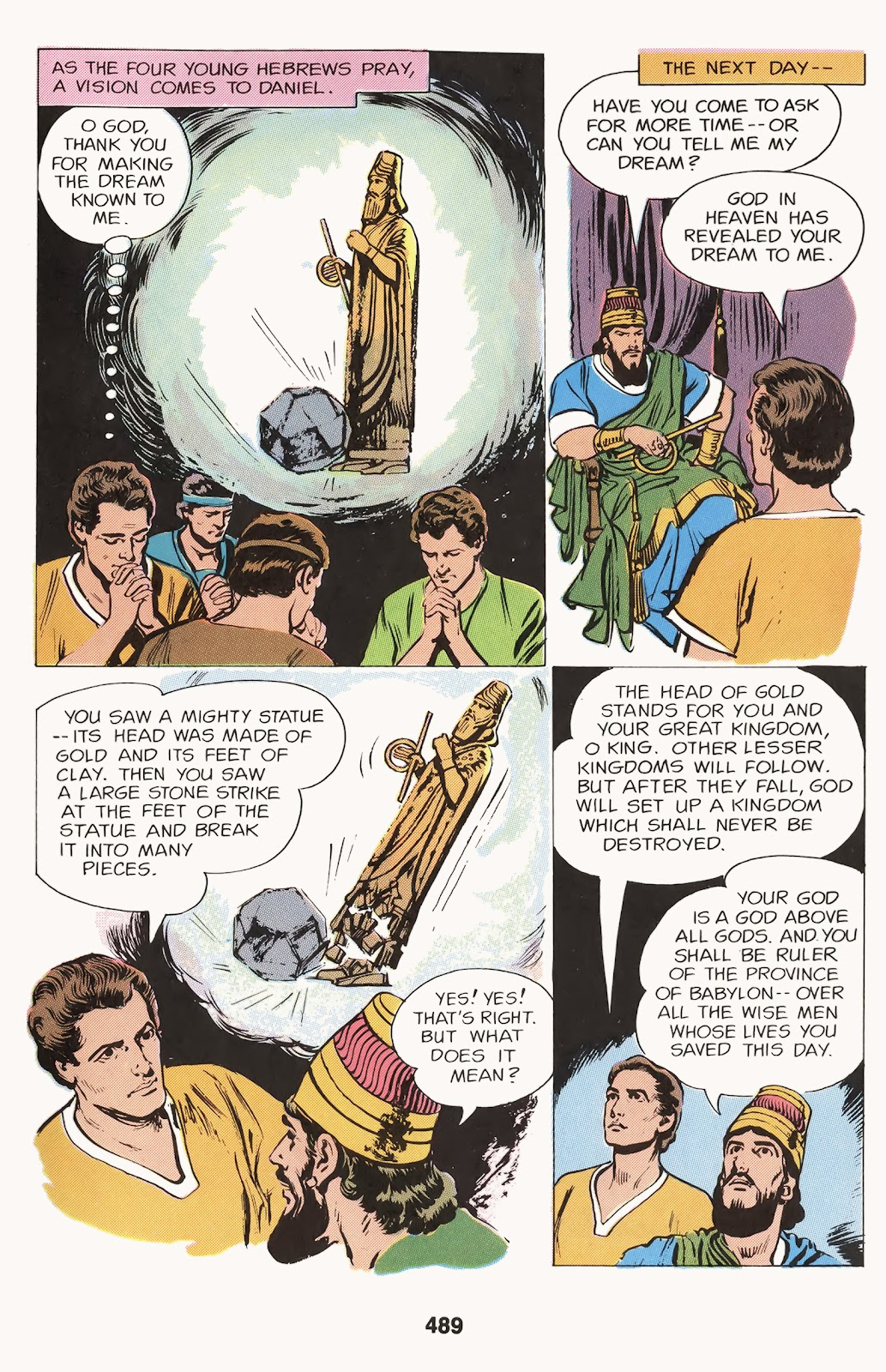 The Picture Bible issue TPB (Part 5) - Page 92