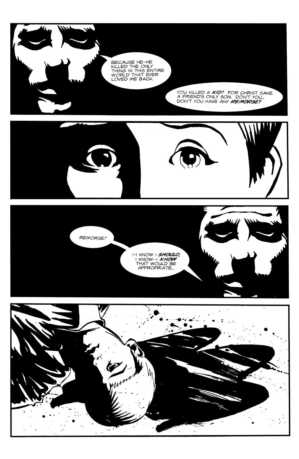 Read online Goldfish comic -  Issue # TPB (Part 3) - 10