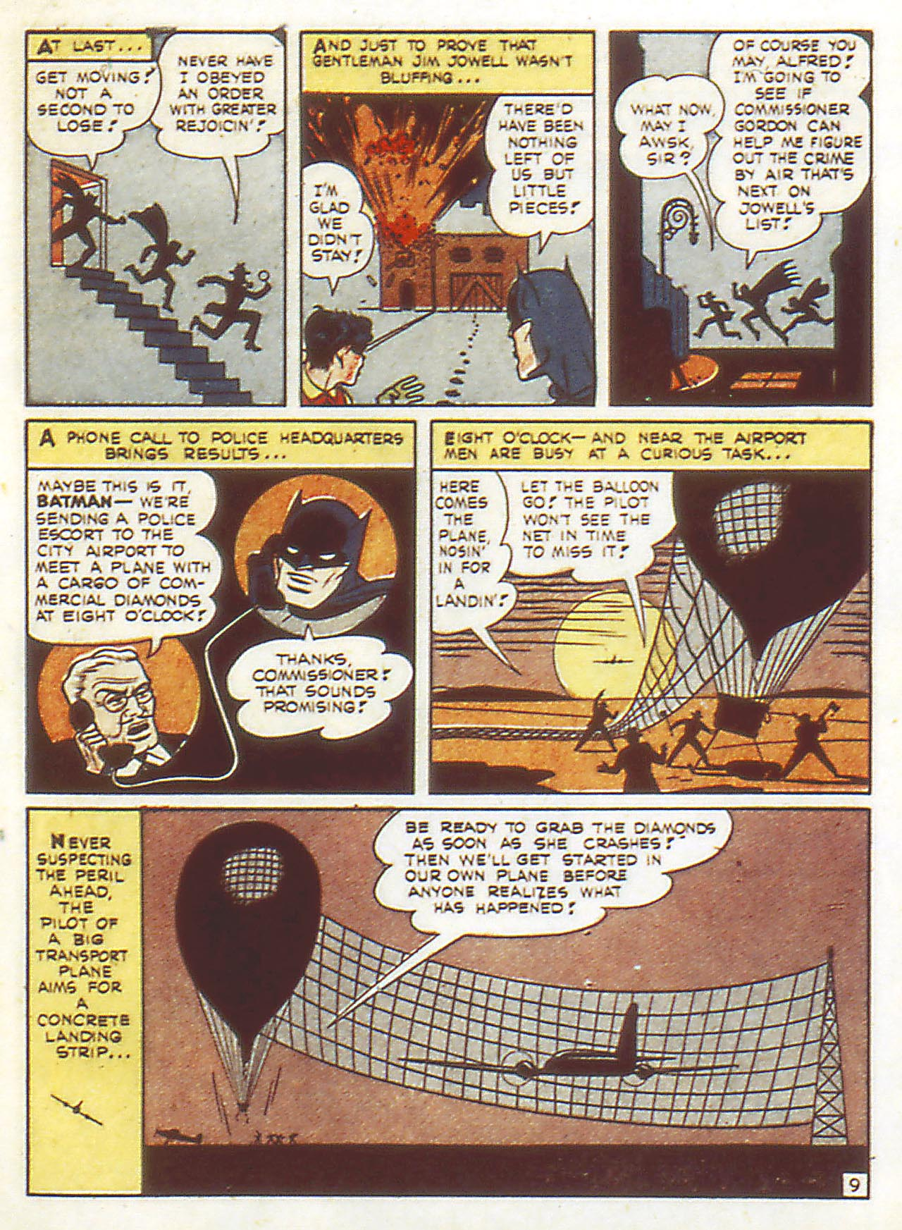 Detective Comics (1937) 86 Page 10
