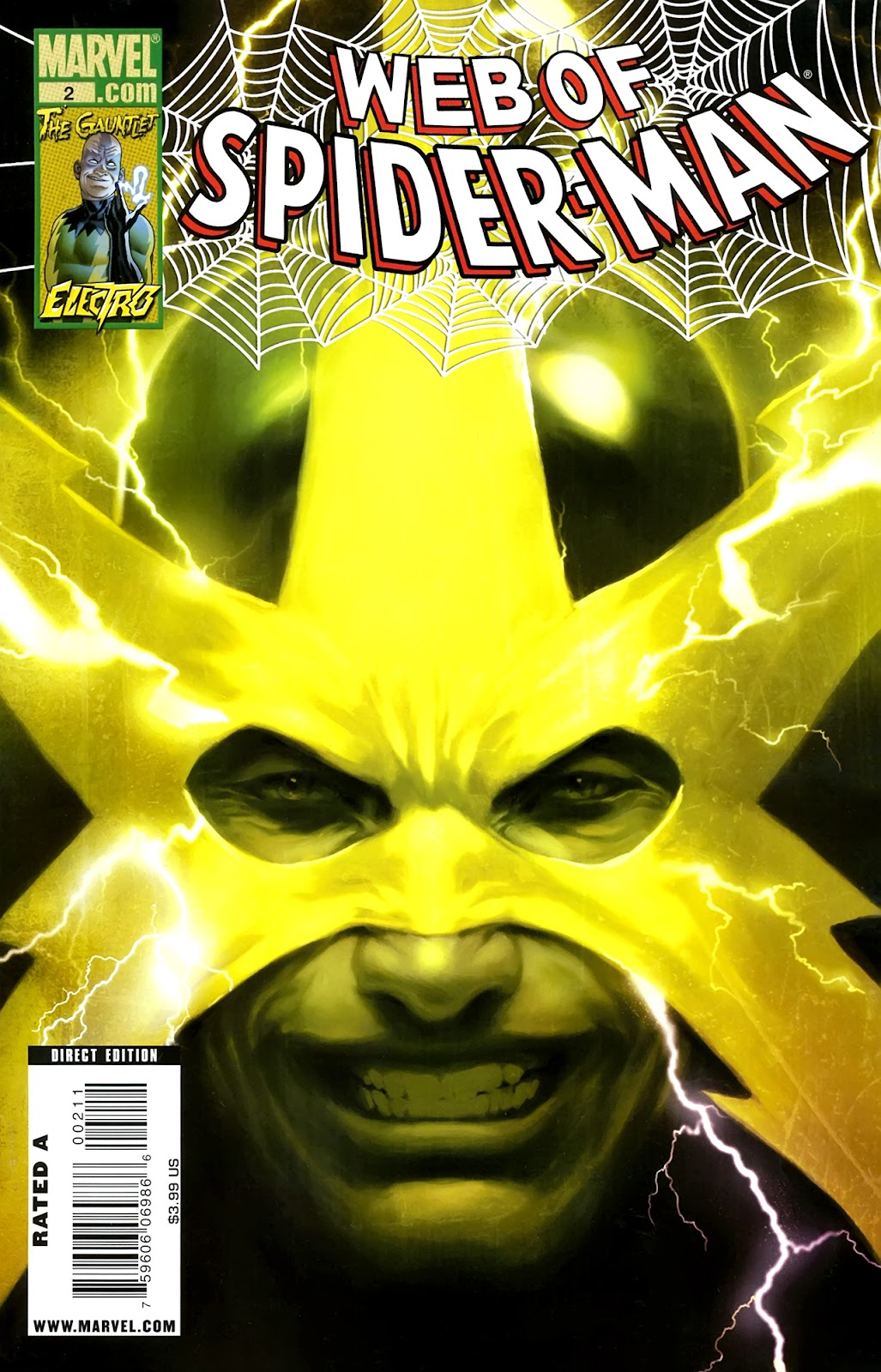 Web of Spider-Man (2009) Issue #2 #2 - English 1