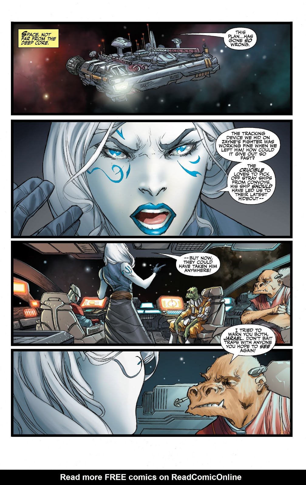 Read online Star Wars Legends: The Old Republic - Epic Collection comic -  Issue # TPB 3 (Part 2) - 90