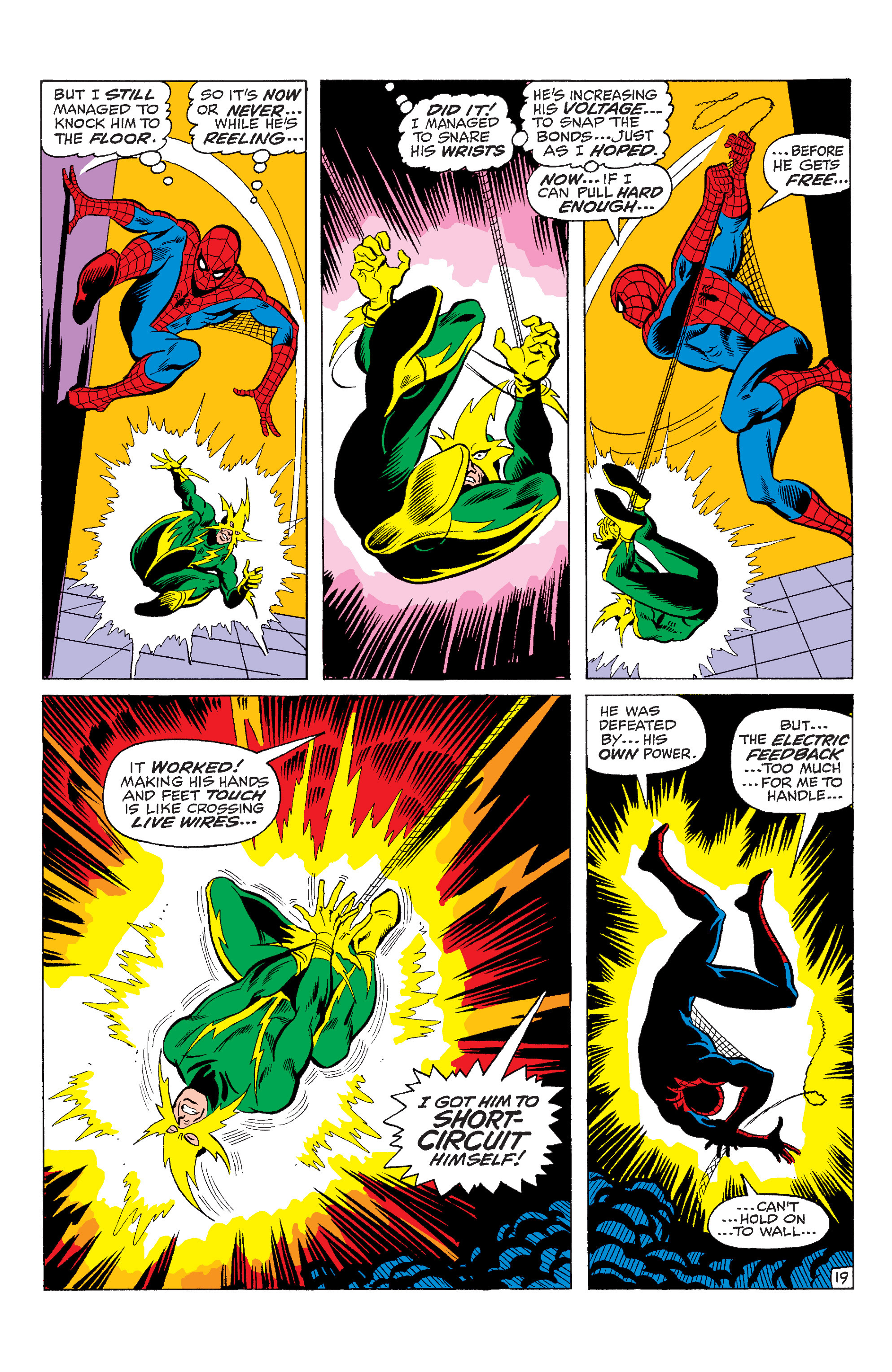 The Amazing Spider-Man (1963) 82 Page 19