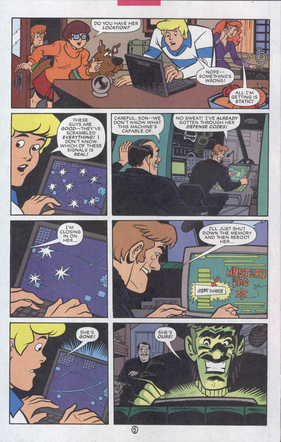 Read online Scooby-Doo (1997) comic -  Issue #75 - 38