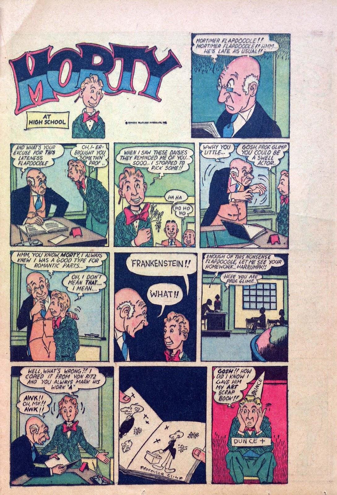 Read online Joker Comics comic -  Issue #1 - 47