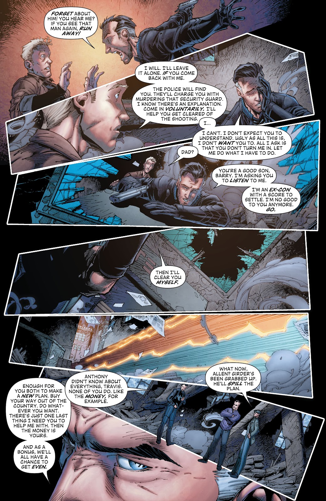 Read online The Flash (2011) comic -  Issue # _TPB 8 (Part 2) - 4