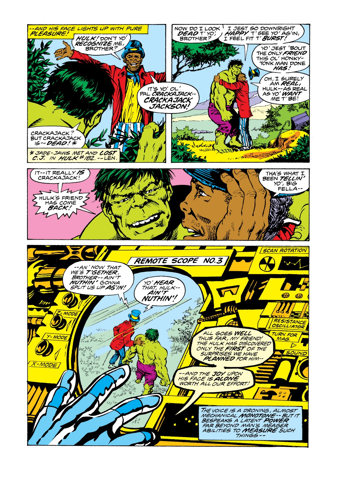 Read online Marvel Masterworks: The Incredible Hulk comic -  Issue # TPB 11 (Part 2) - 29