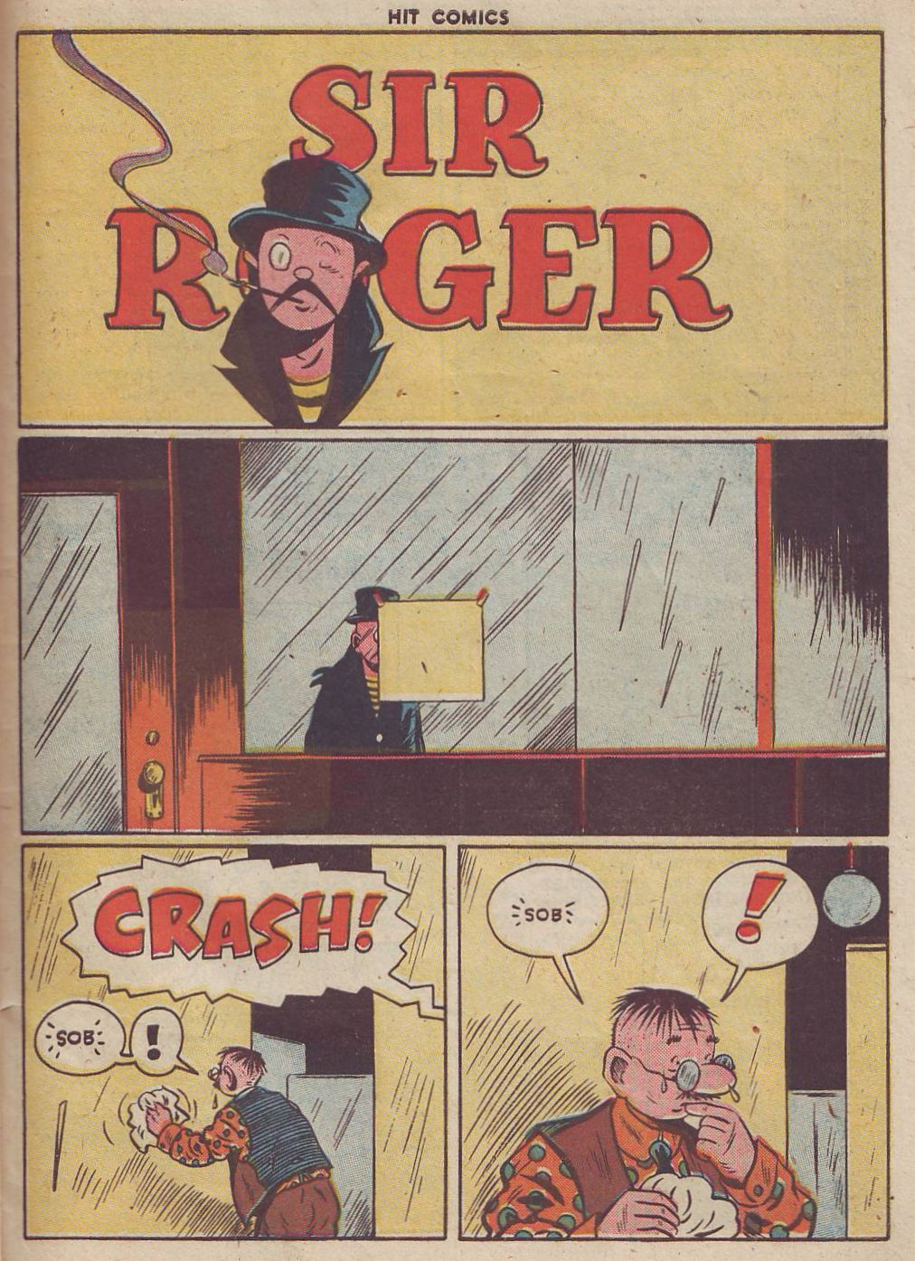 Read online Hit Comics comic -  Issue #51 - 39