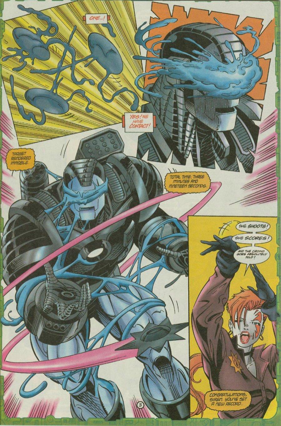 Read online Siren comic -  Issue #1 - 5