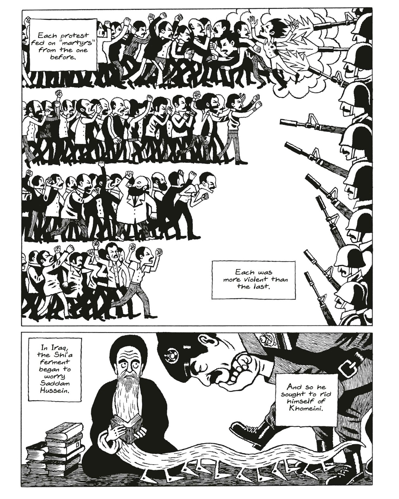 Best of Enemies: A History of US and Middle East Relations issue TPB_2 - Page 58