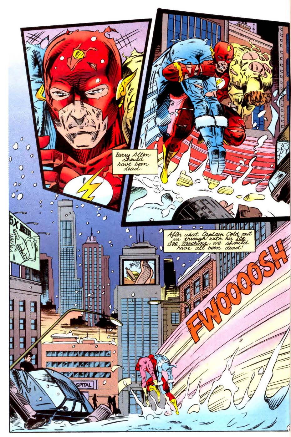 Read online The Flash (1987) comic -  Issue # _Annual 7 - 3