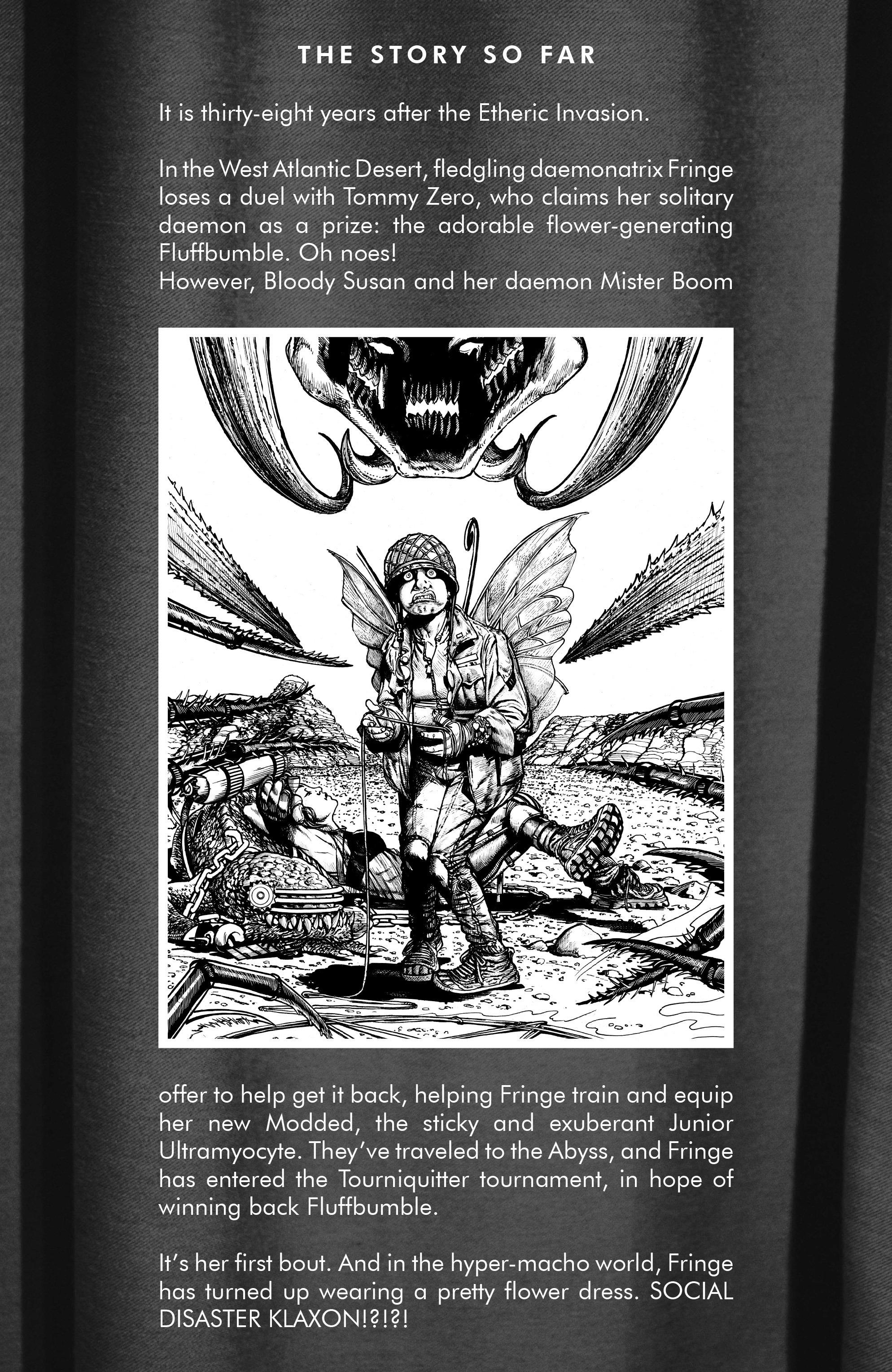 Read online Alan Moore's Cinema Purgatorio comic -  Issue #6 - 24