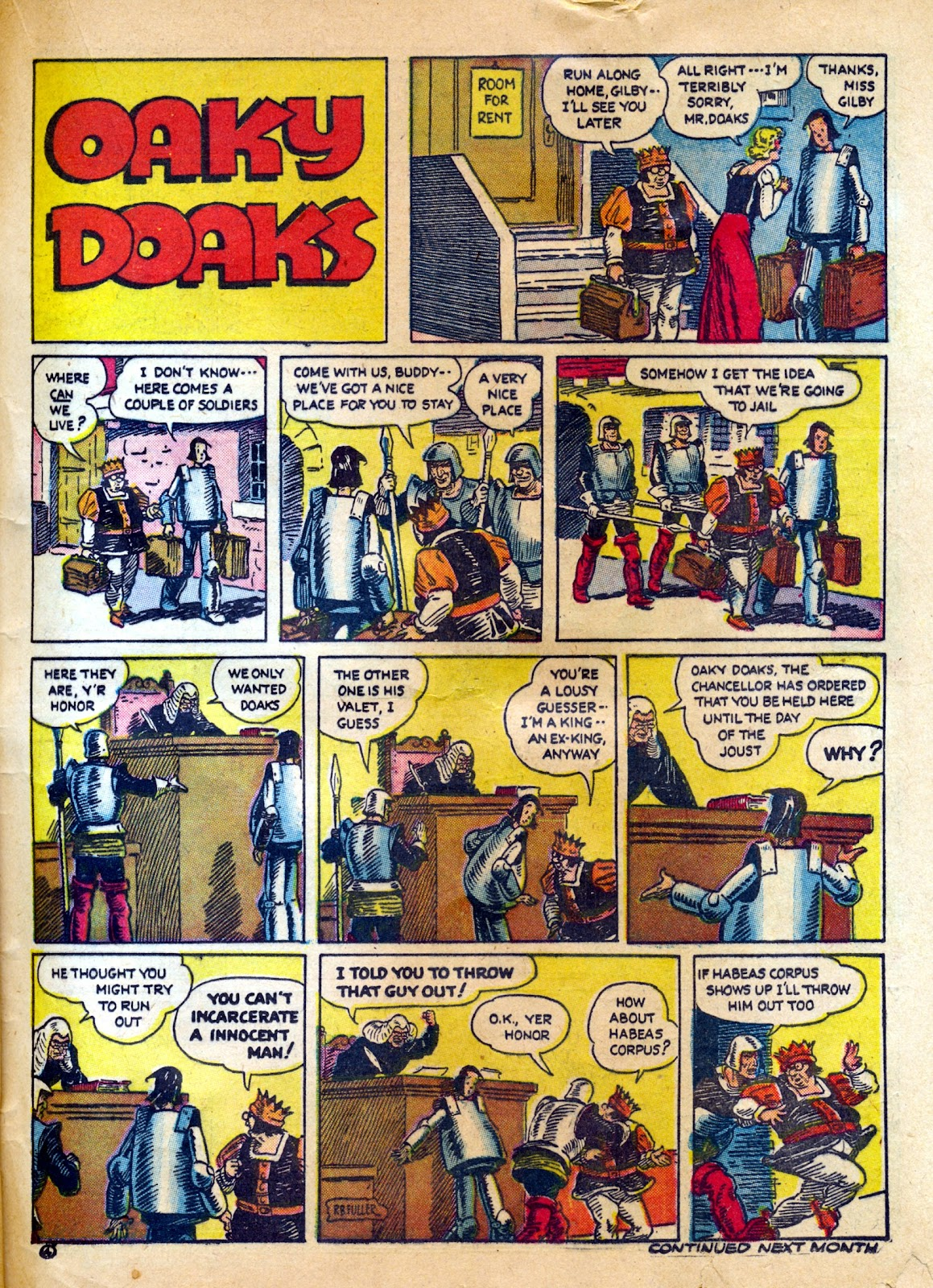Read online Famous Funnies comic -  Issue #82 - 41