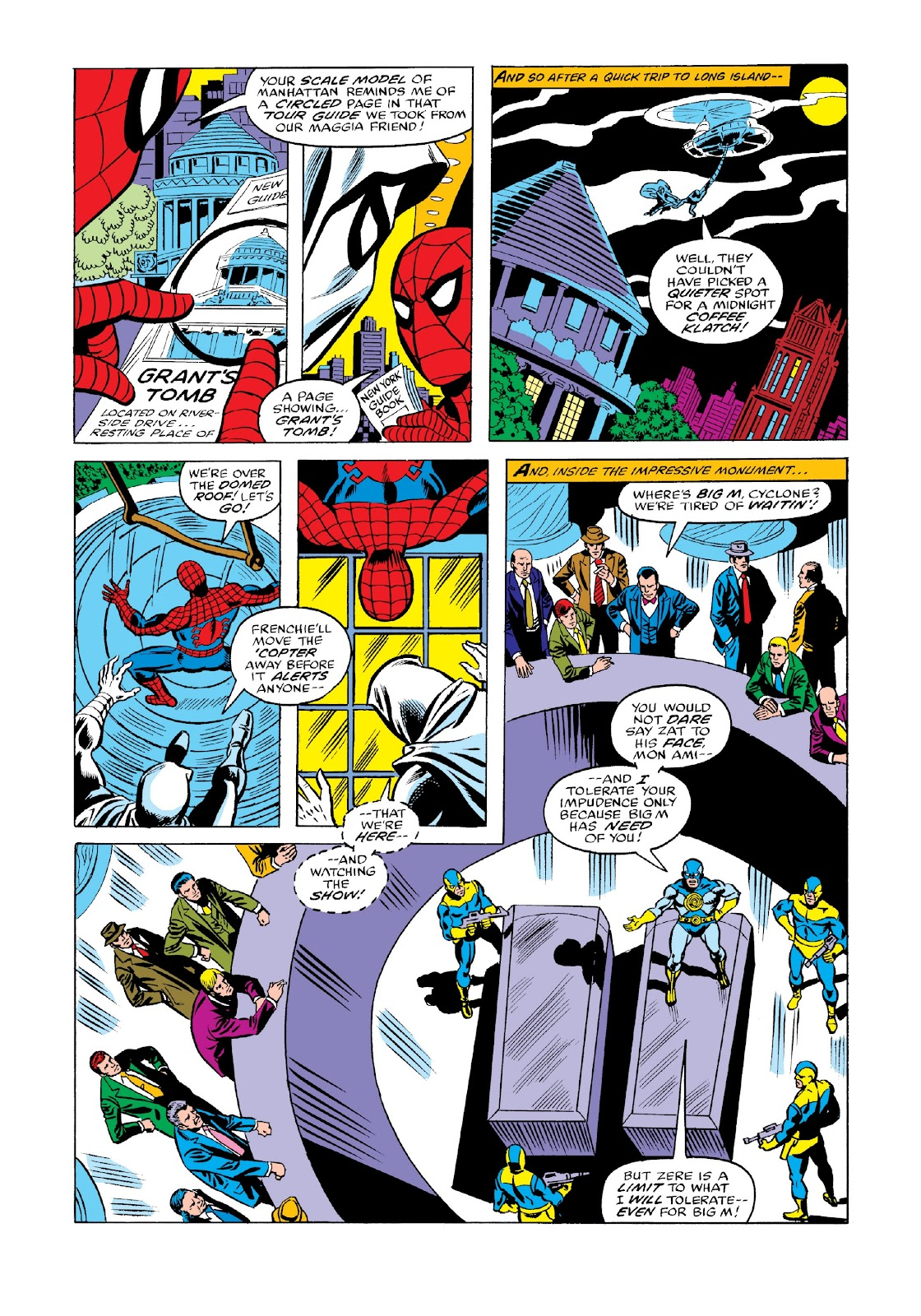 Read online Marvel Masterworks: The Spectacular Spider-Man comic -  Issue # TPB 2 (Part 2) - 47