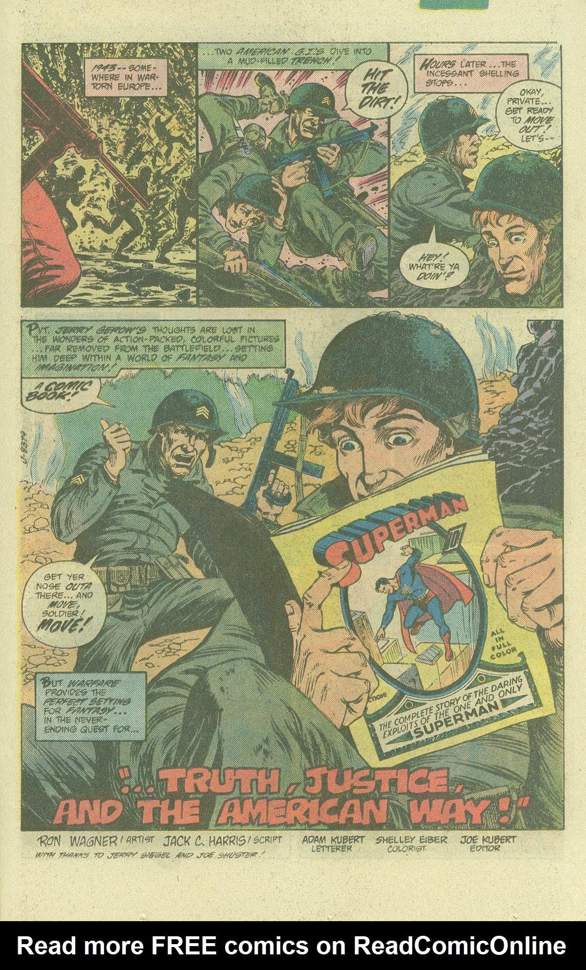 Read online Sgt. Rock comic -  Issue #400 - 24