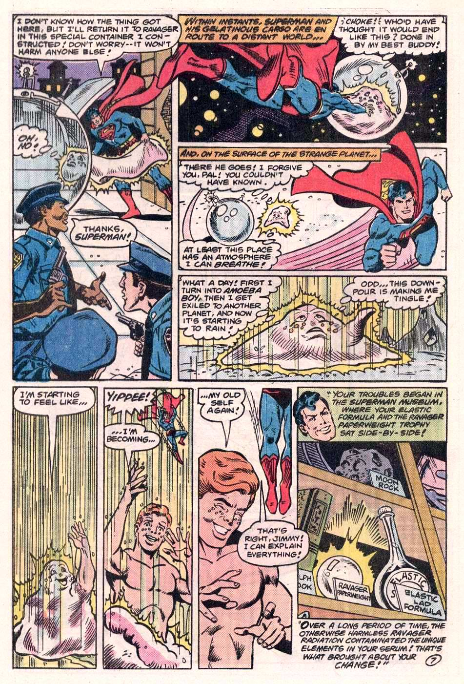 Read online Action Comics (1938) comic -  Issue #563 - 25