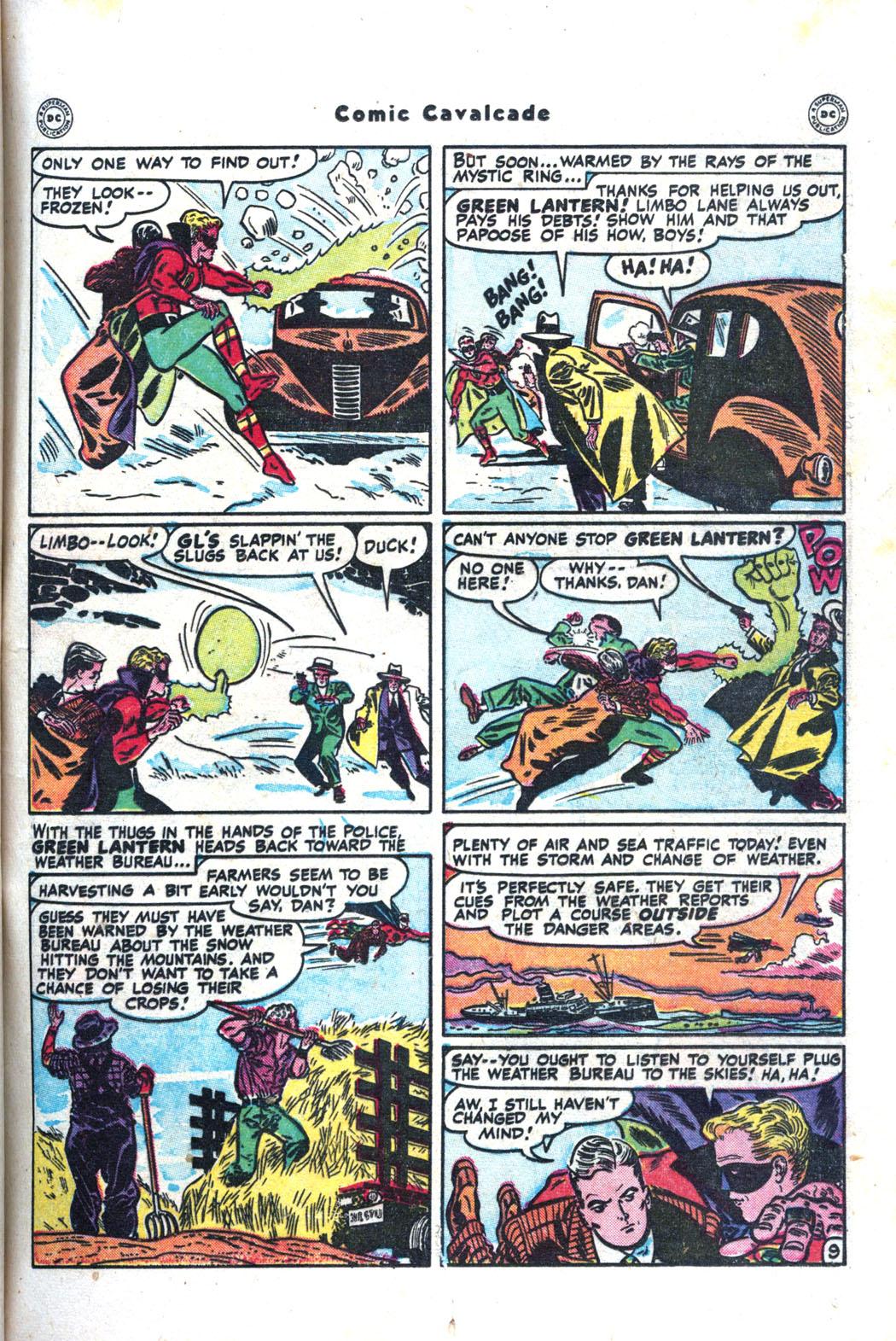 Comic Cavalcade issue 26 - Page 35