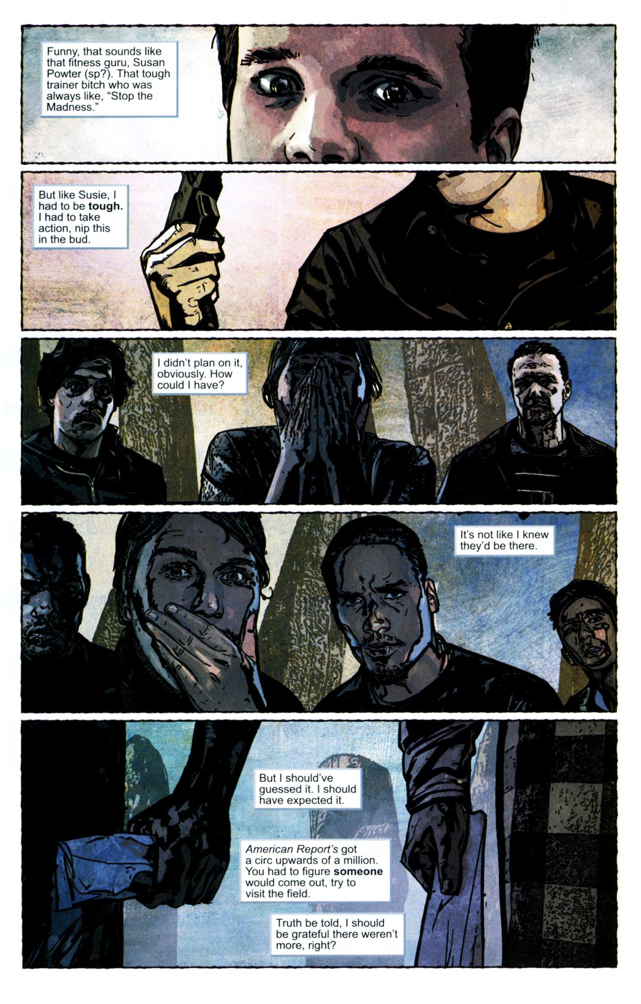 Read online Stephen King's N. comic -  Issue #4 - 18