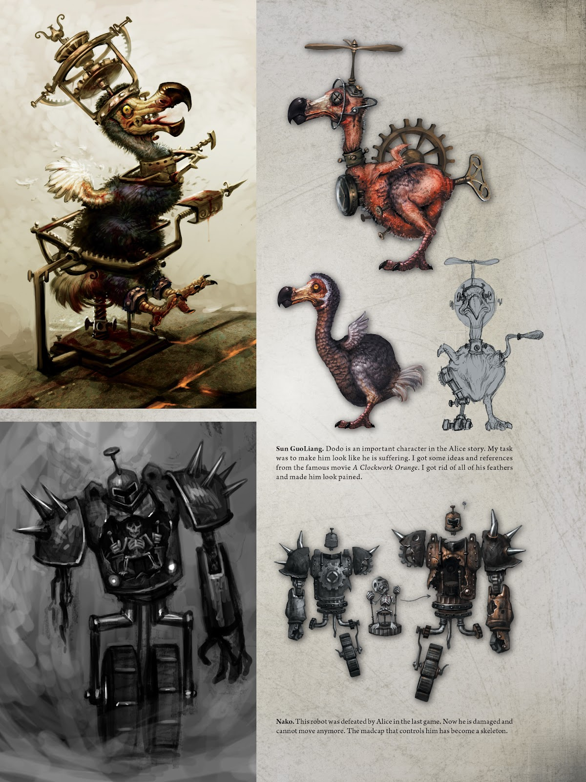 Read online The Art of Alice: Madness Returns comic -  Issue # TPB (Part 1) - 82