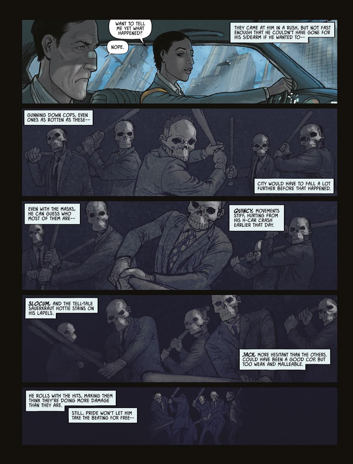Judge Dredd Megazine (Vol. 5) issue 427 - Page 19