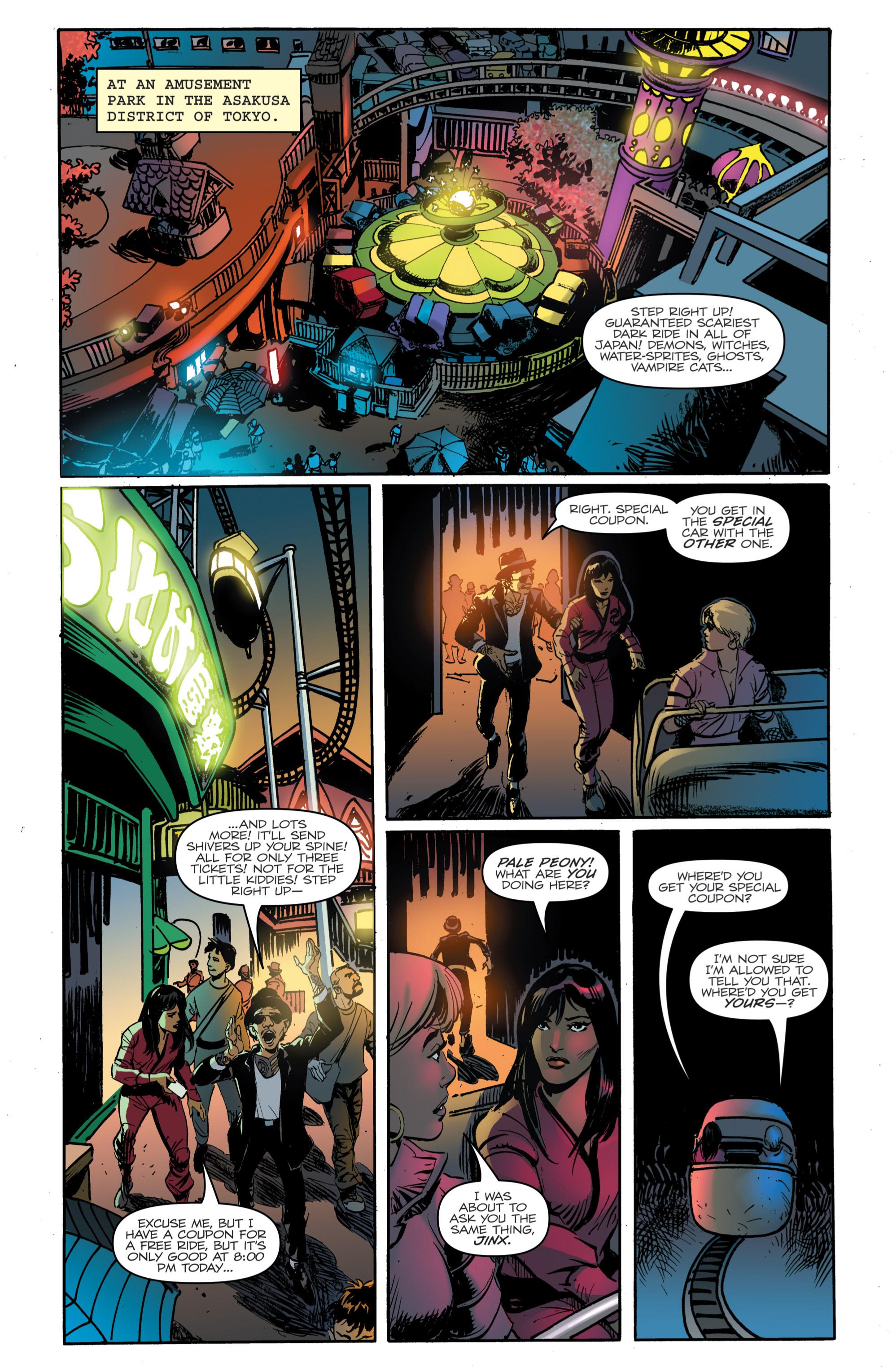 G.I. Joe: A Real American Hero 192 Page 8