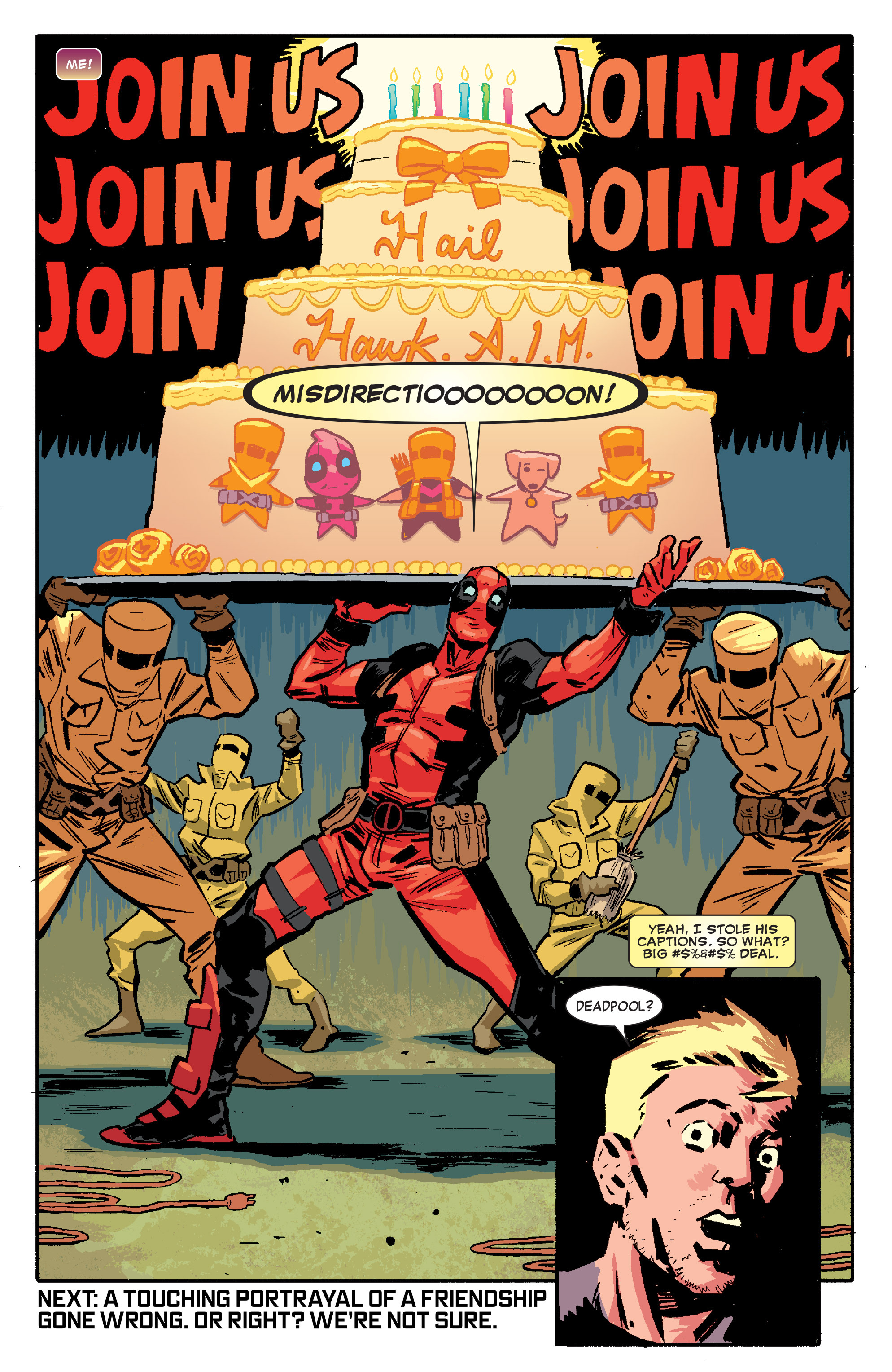 Read online Secret Avengers (2014) comic -  Issue #6 - 22