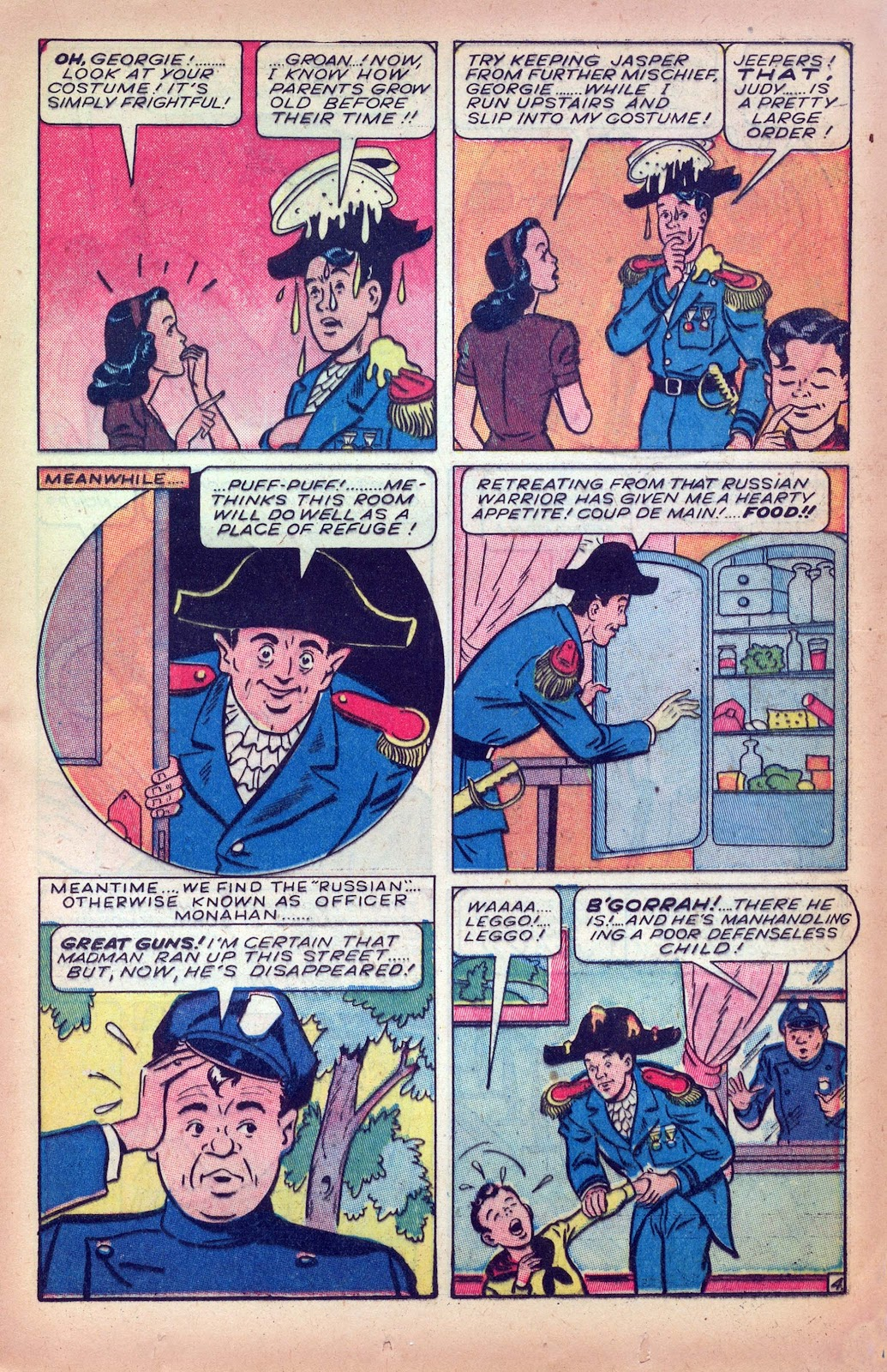 Read online Joker Comics comic -  Issue #26 - 25