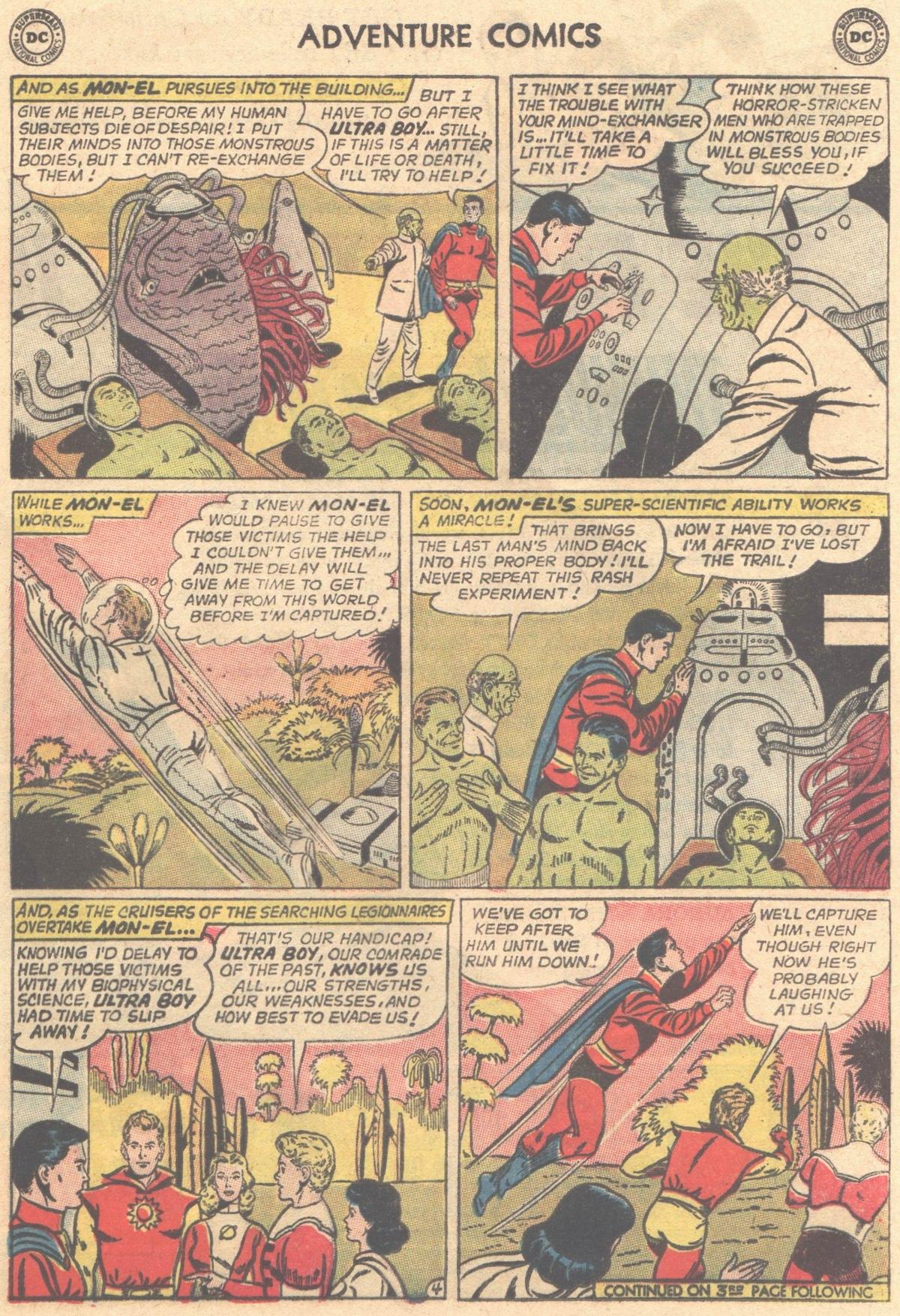 Read online Adventure Comics (1938) comic -  Issue #316 - 17
