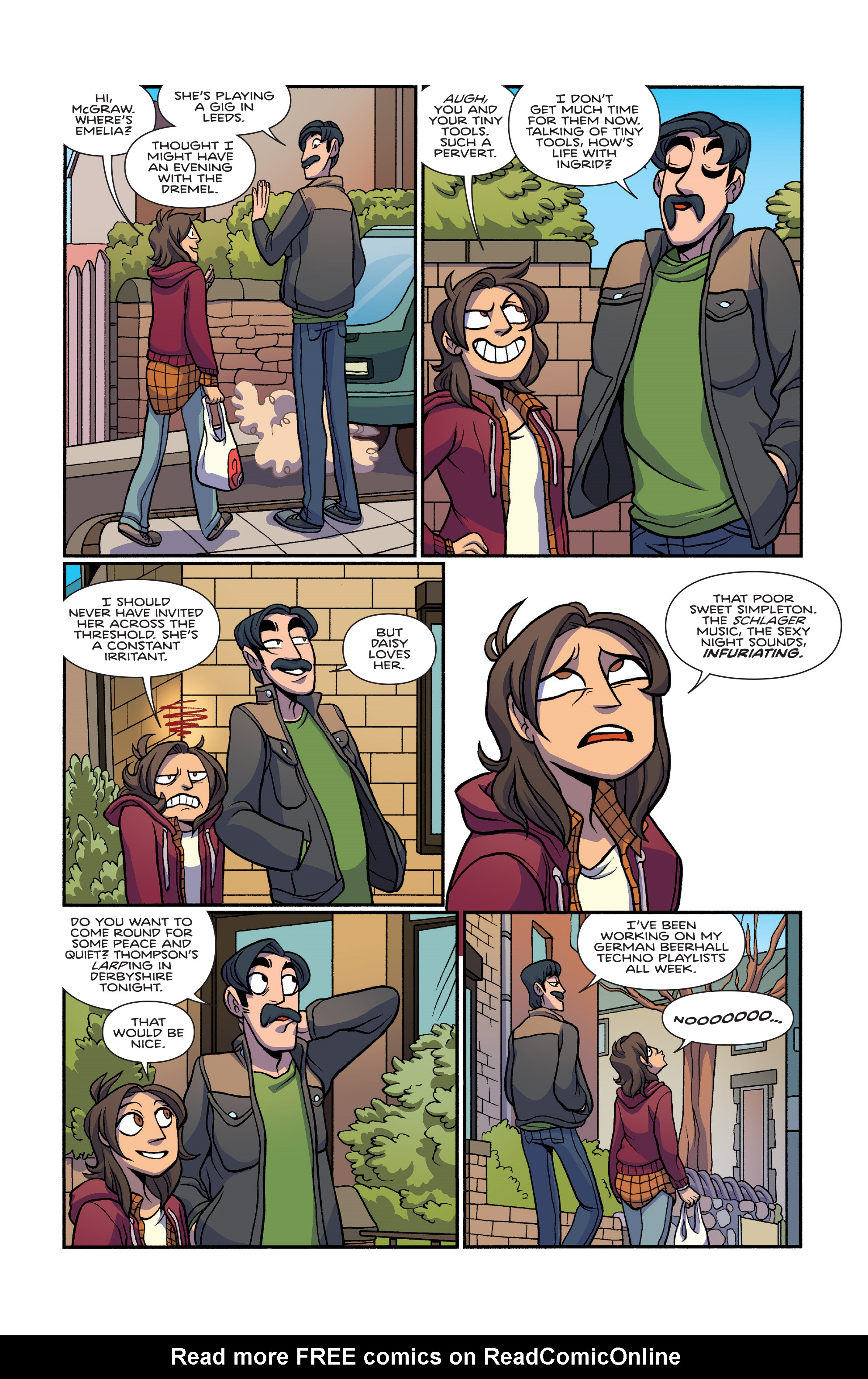 Read online Giant Days (2015) comic -  Issue #27 - 20