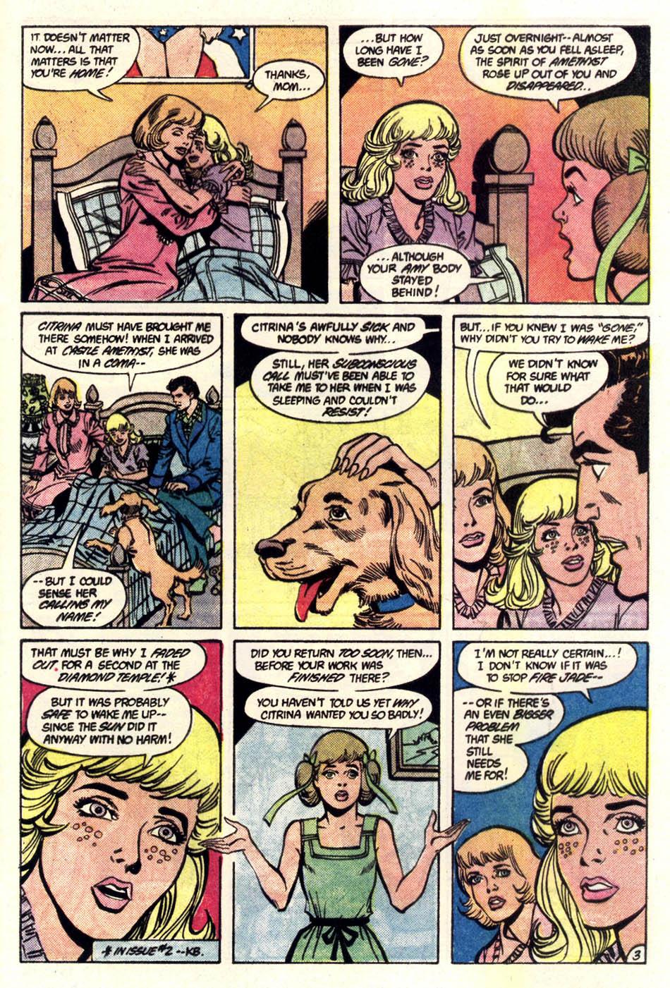 Read online Amethyst (1985) comic -  Issue #4 - 4