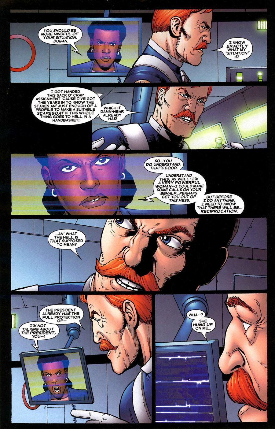 Read online Wolverine: Origins comic -  Issue #1 - 6
