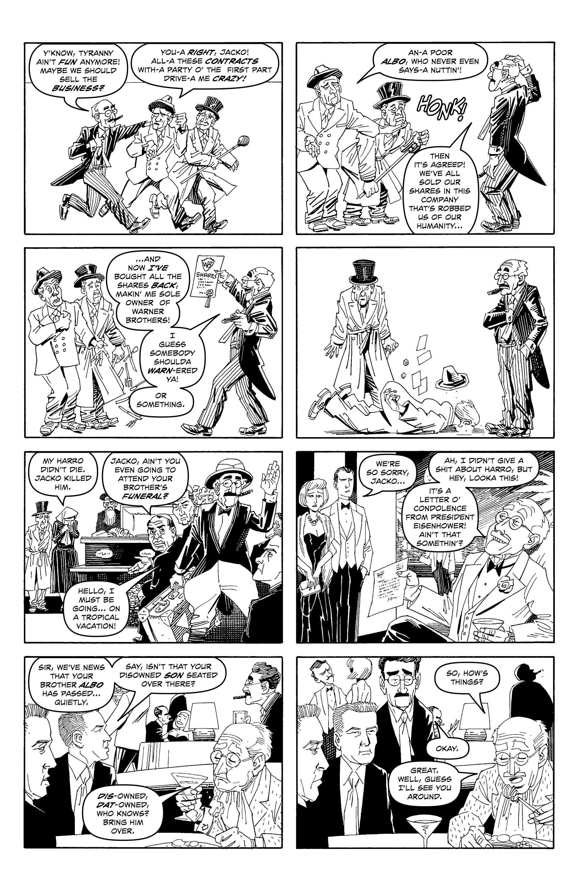 Read online Alan Moore's Cinema Purgatorio comic -  Issue #6 - 10