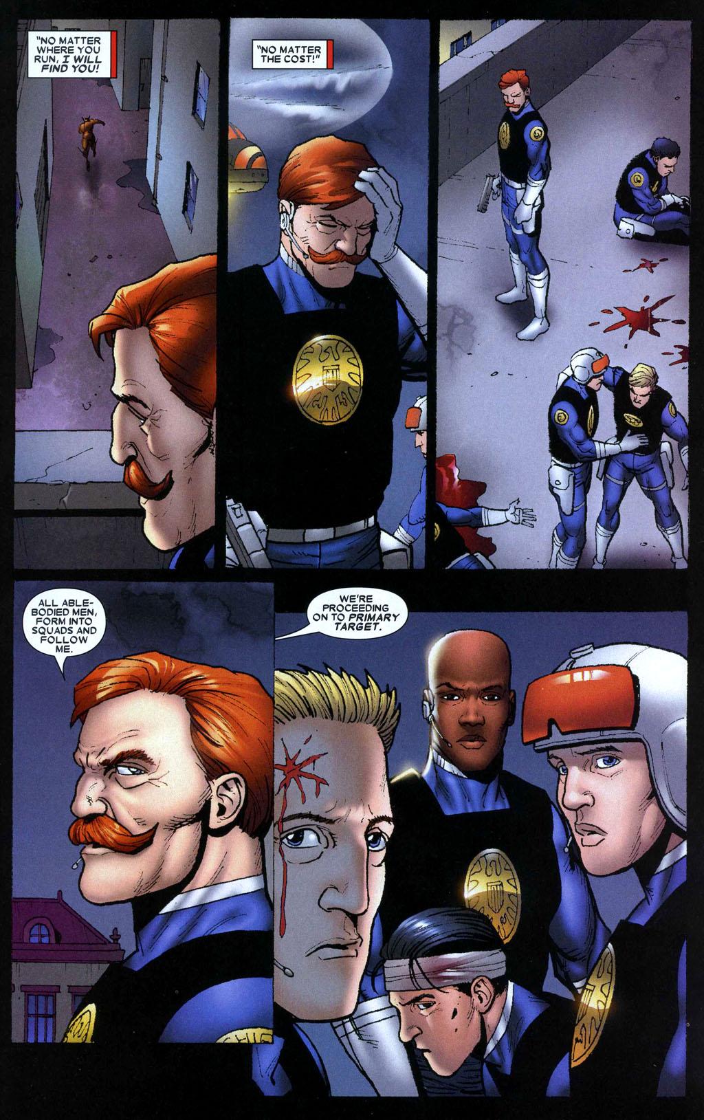 Read online Wolverine: Origins comic -  Issue #10 - 12