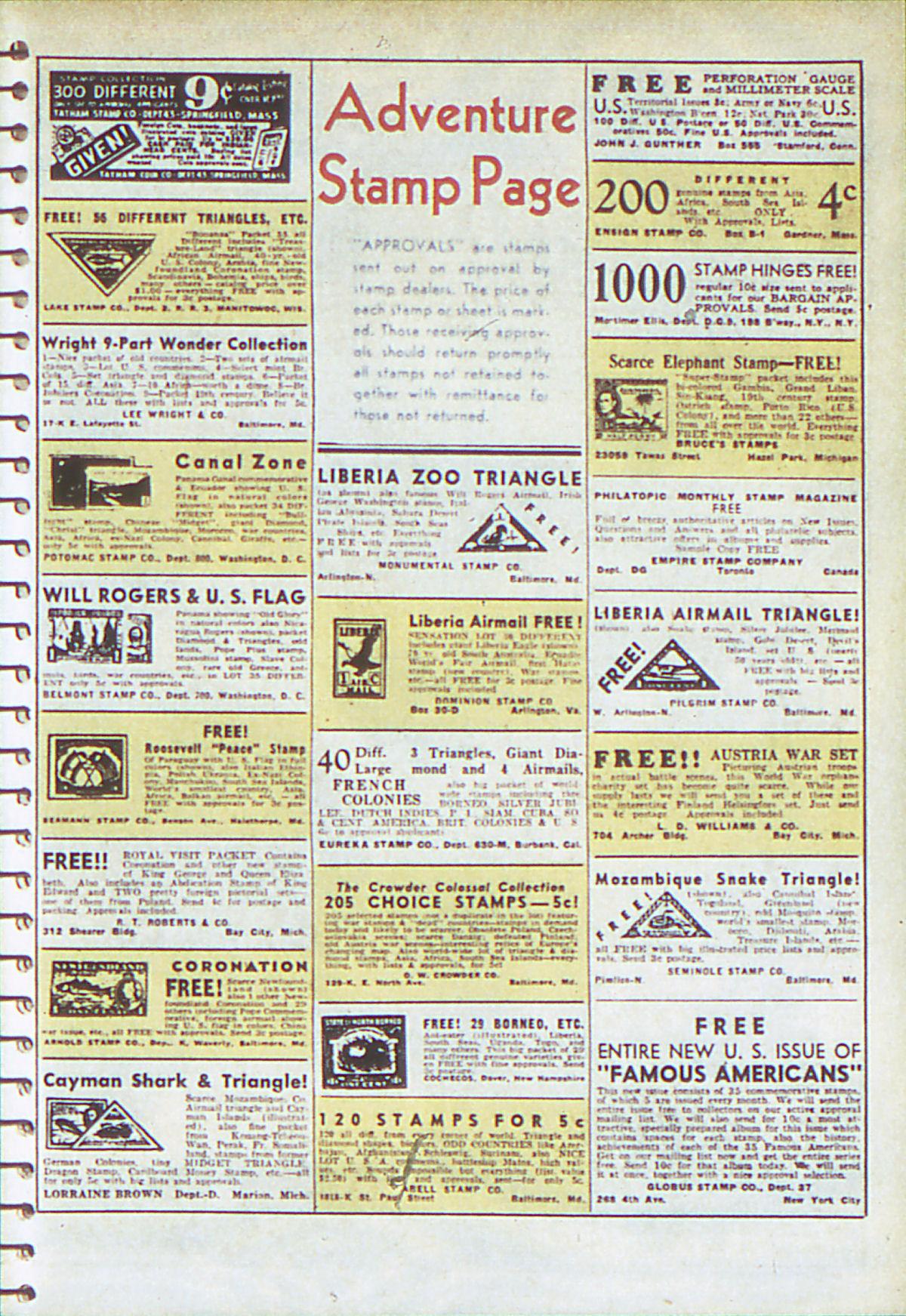 Read online Adventure Comics (1938) comic -  Issue #54 - 48