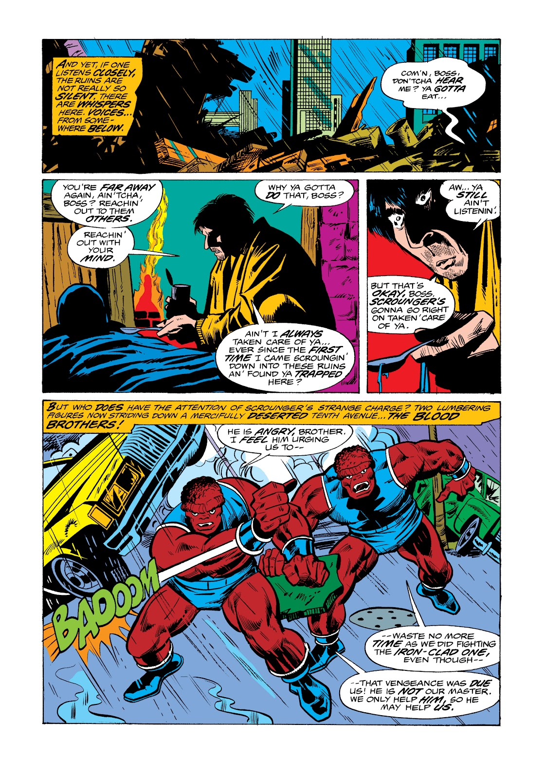 Read online Marvel Masterworks: The Invincible Iron Man comic -  Issue # TPB 11 (Part 2) - 80
