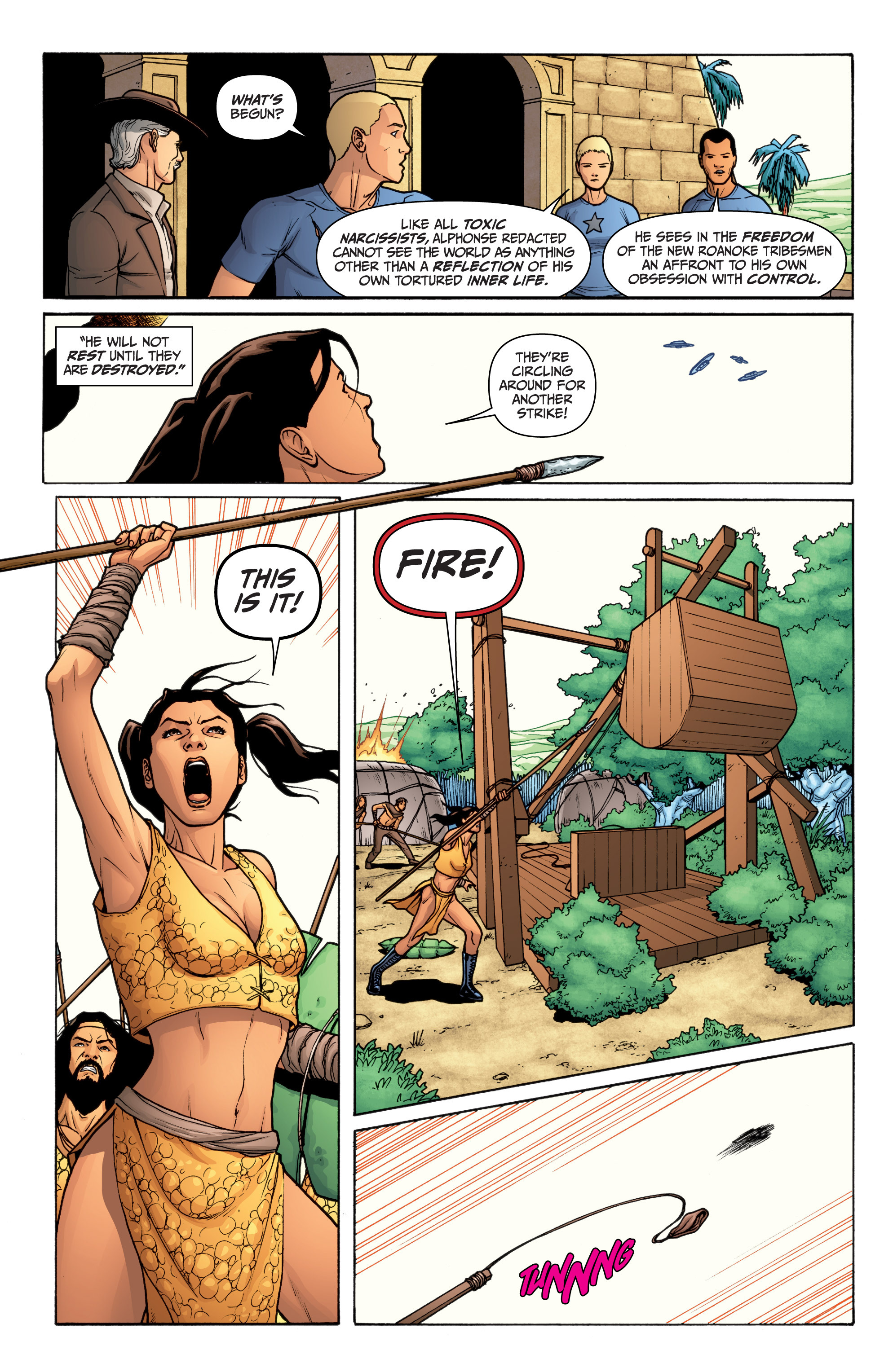Read online Archer and Armstrong comic -  Issue #Archer and Armstrong _TPB 3 - 83