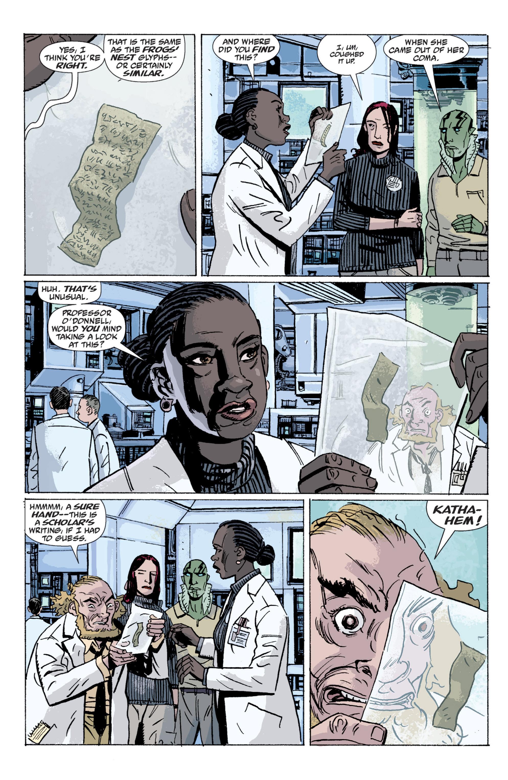 Read online B.P.R.D. (2003) comic -  Issue # TPB 5 - 71