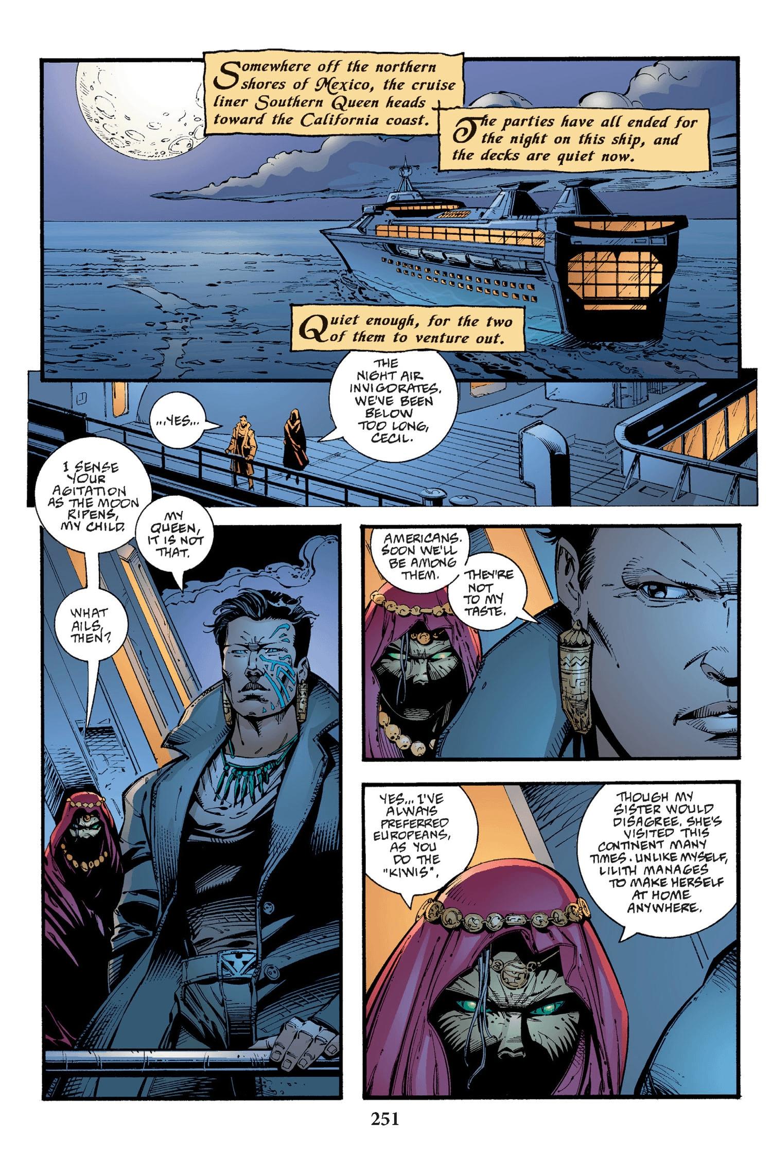 Read online Buffy the Vampire Slayer: Omnibus comic -  Issue # TPB 2 - 243
