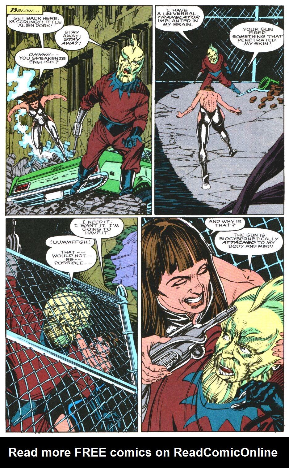 Read online Alpha Flight Special comic -  Issue #3 - 11