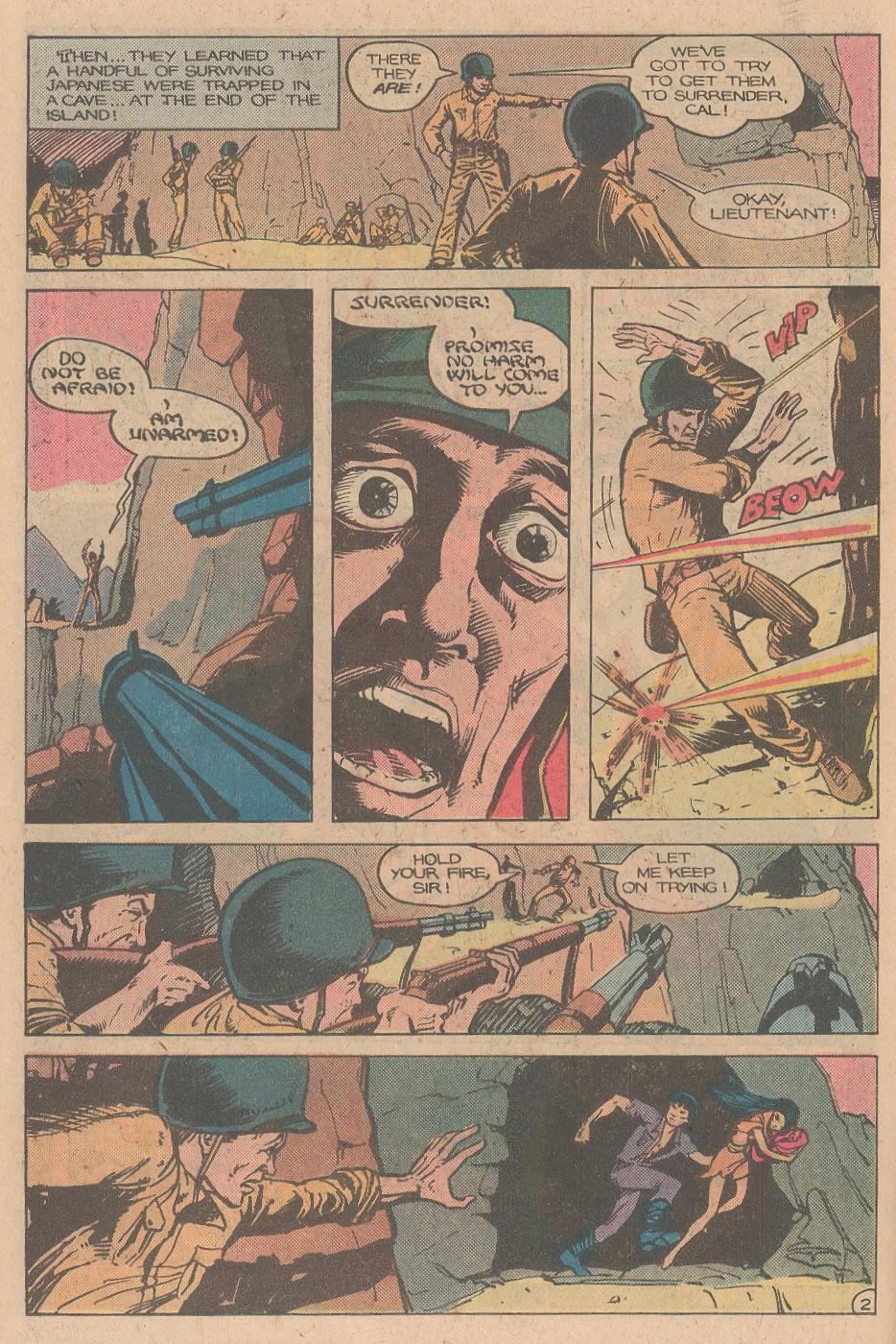 Read online Sgt. Rock comic -  Issue #345 - 20