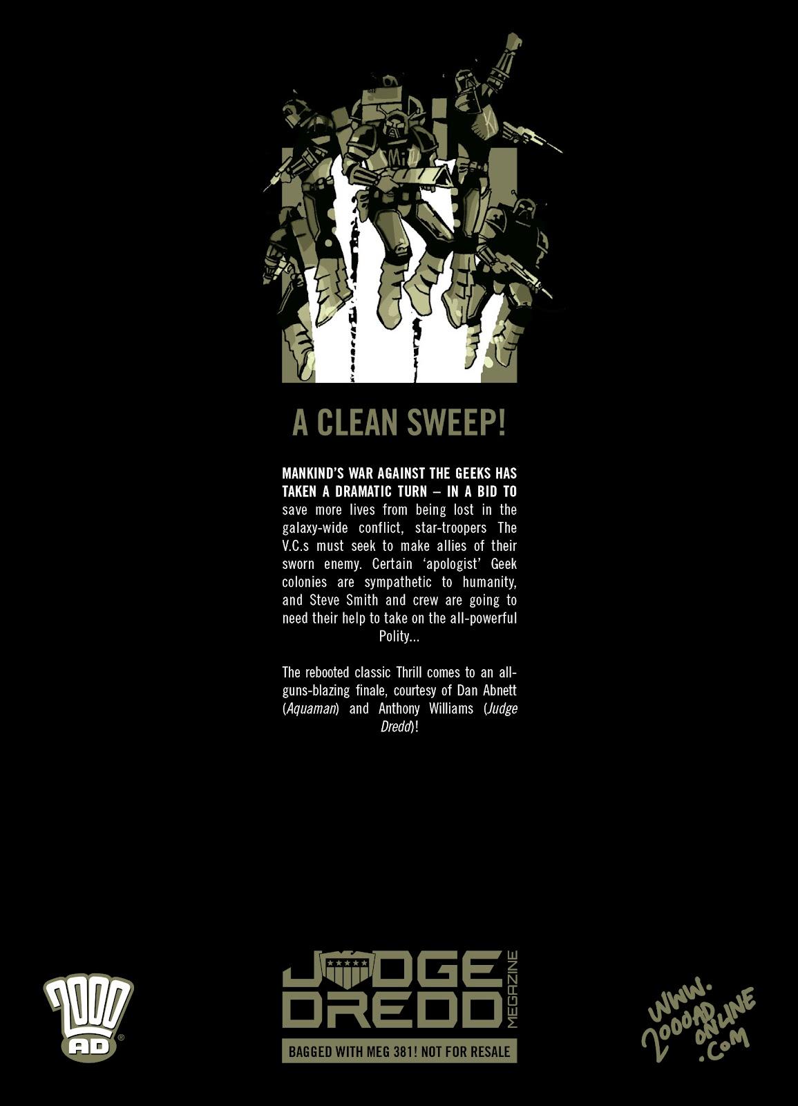 Judge Dredd Megazine (Vol. 5) Issue #381 #180 - English 131