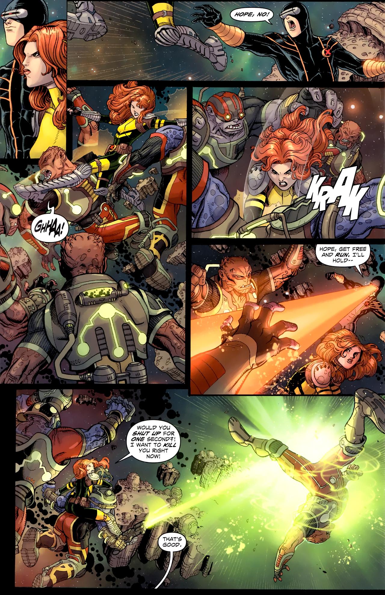 Read online Uncanny X-Men (1963) comic -  Issue # _Annual 3 (2011) - 20