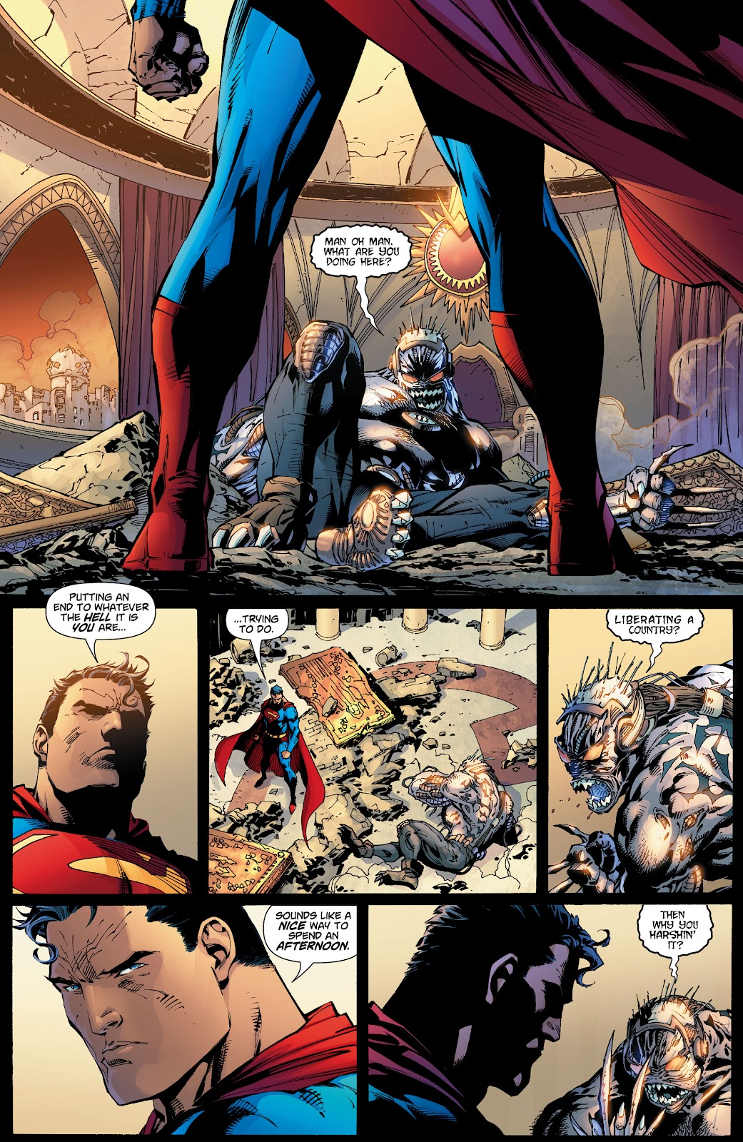 Read online Superman: For Tomorrow comic -  Issue # TPB (Part 1) - 68