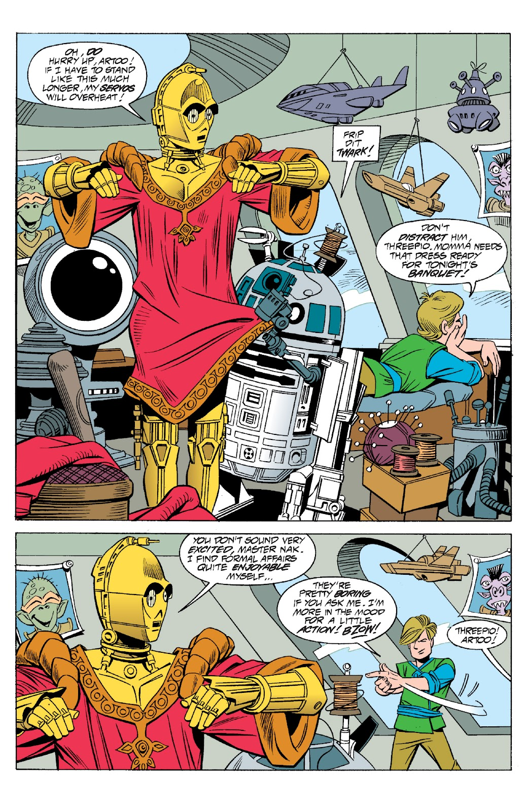 Read online Star Wars Legends Epic Collection: The Empire comic -  Issue # TPB 5 (Part 2) - 8
